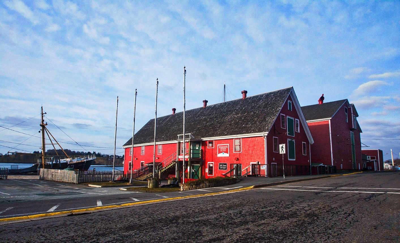 Fishery Museum  by Wayne L. Talbot