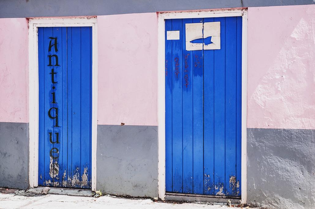 Speighttown Barbados  by Wayne L. Talbot