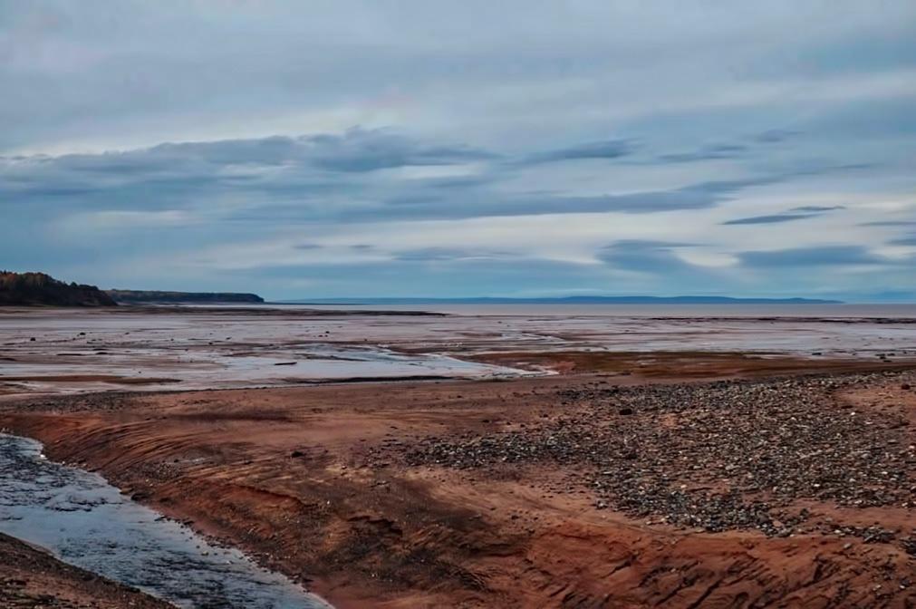 An Empty Bay  by Wayne L. Talbot