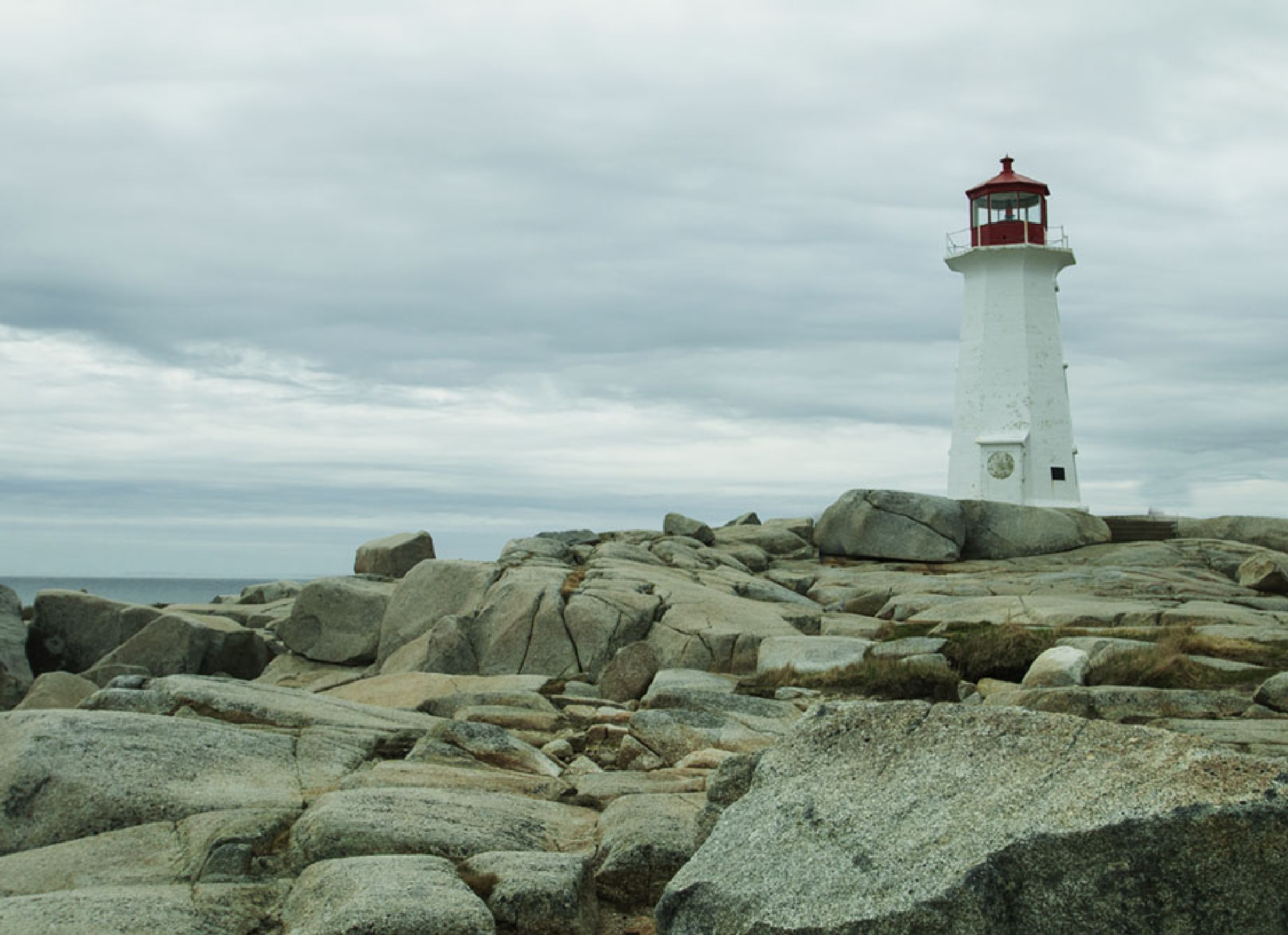 Peggy's Cove Lighthouse 2 by Wayne L. Talbot