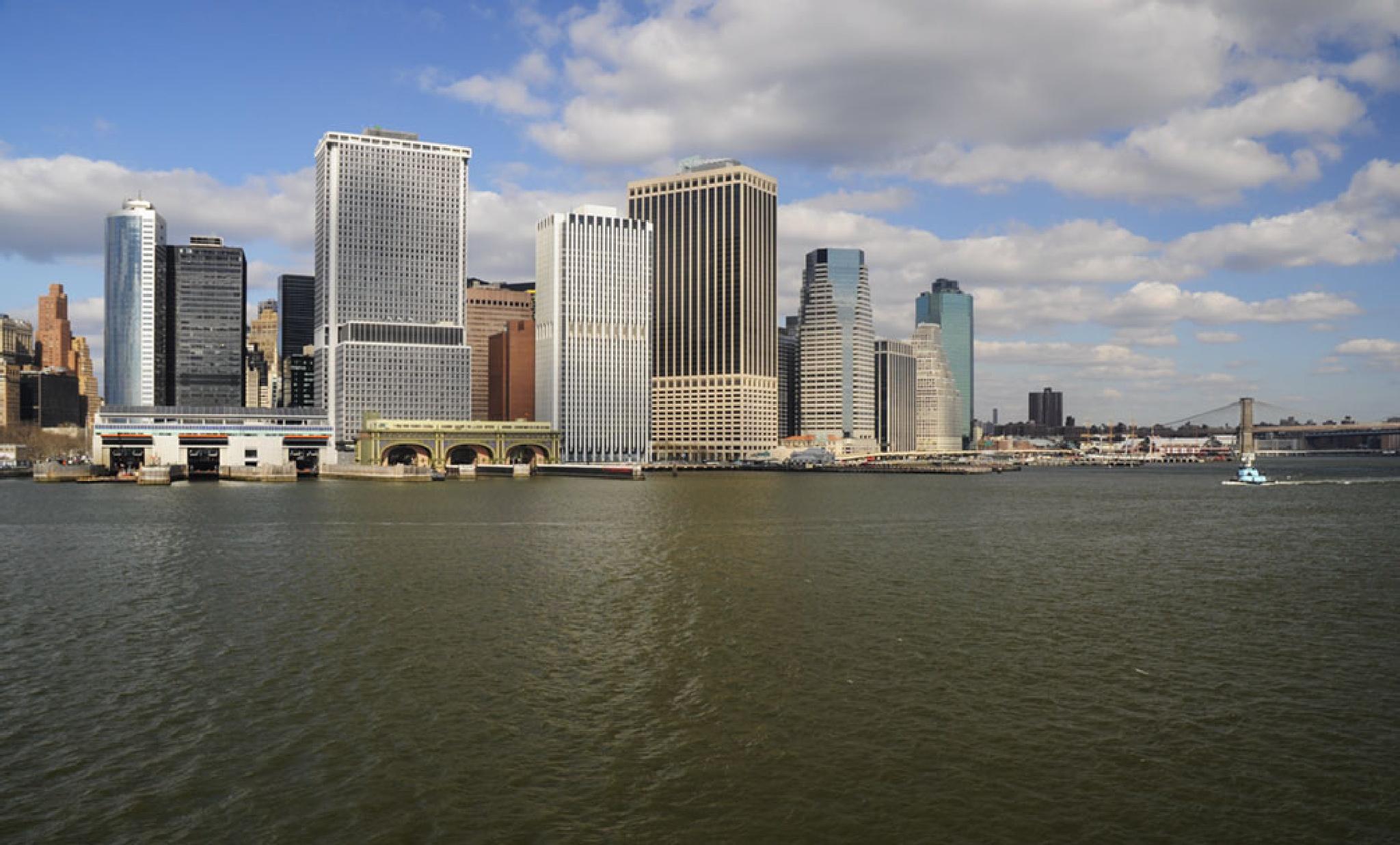 Manhattan  by Wayne L. Talbot