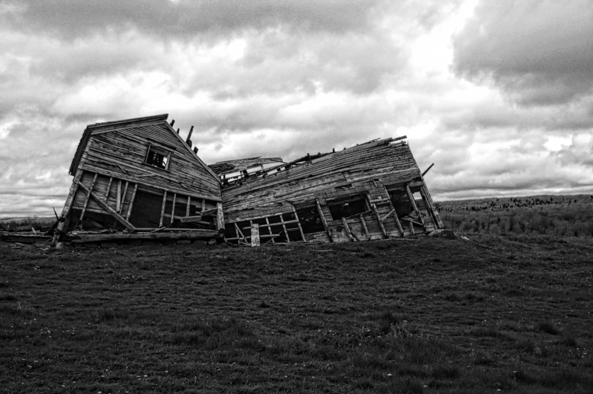 The most Photographed House in Nova Scotia no Longer Stands by Wayne L. Talbot