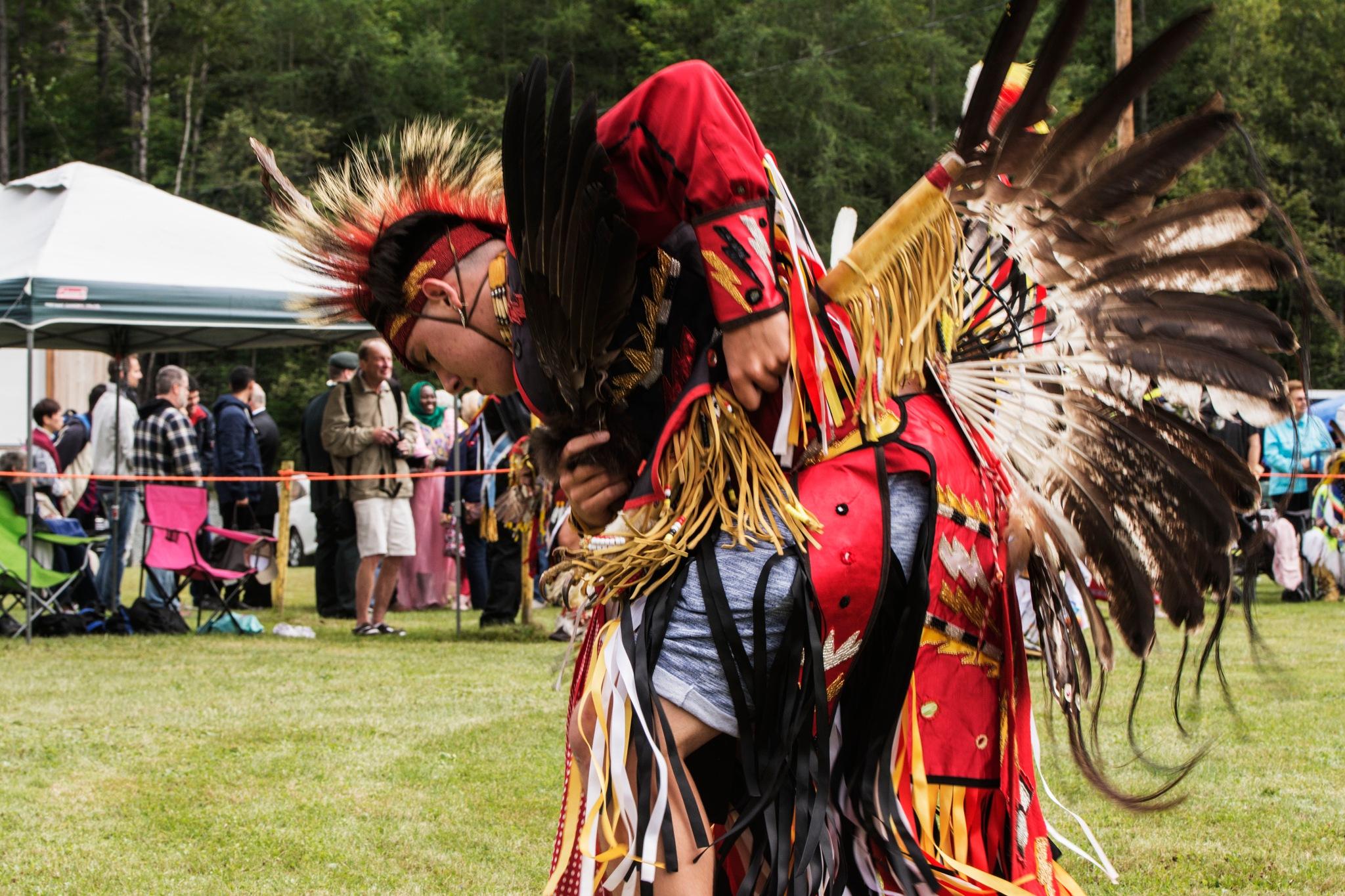 PowWow III by Wayne L. Talbot
