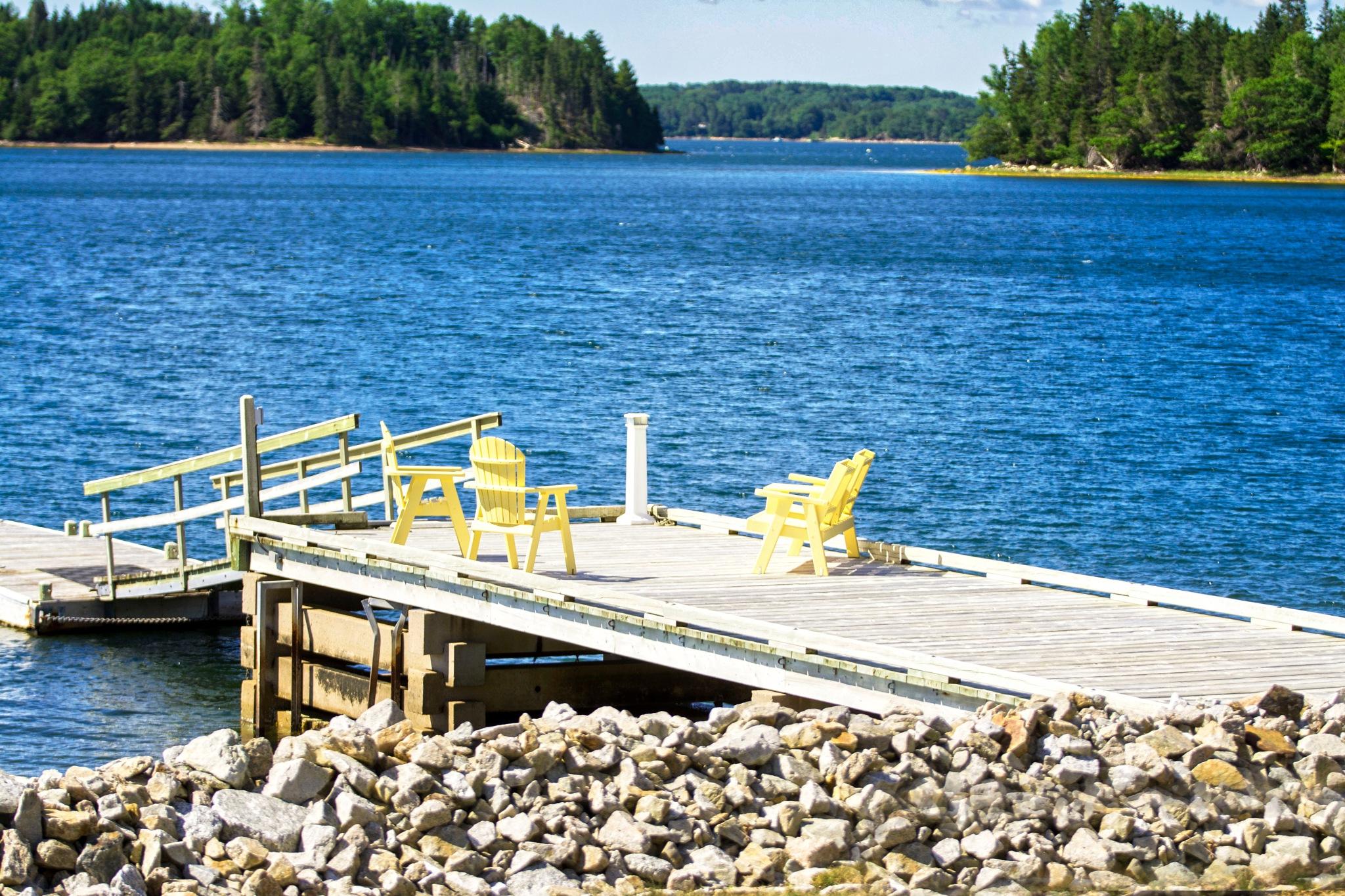 A Lament for Summer, Nova Scotia  by Wayne L. Talbot