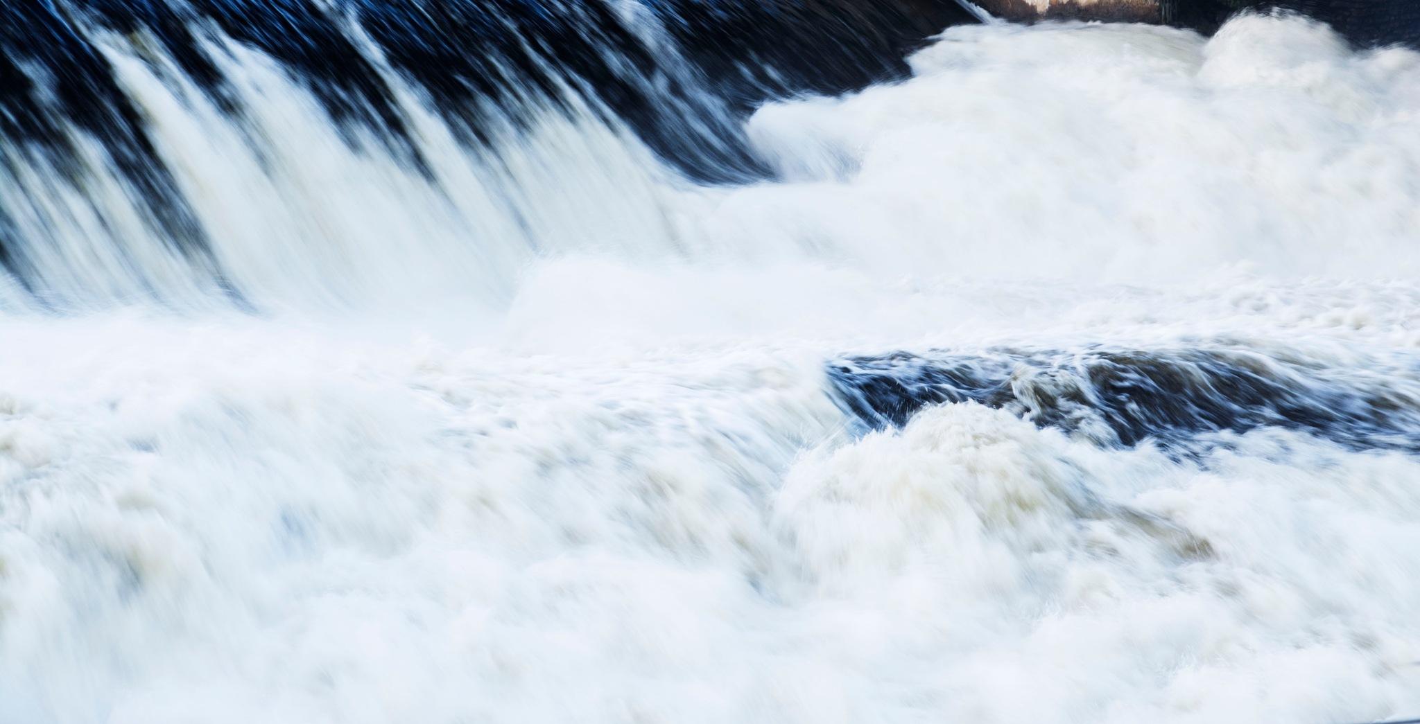 White Water by Wayne L. Talbot