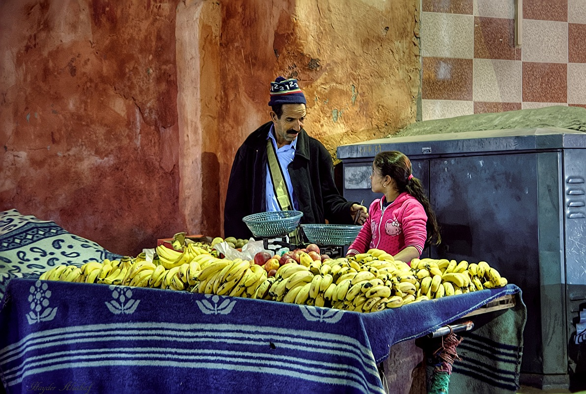 Marrakesh by Hayder Alsahaf
