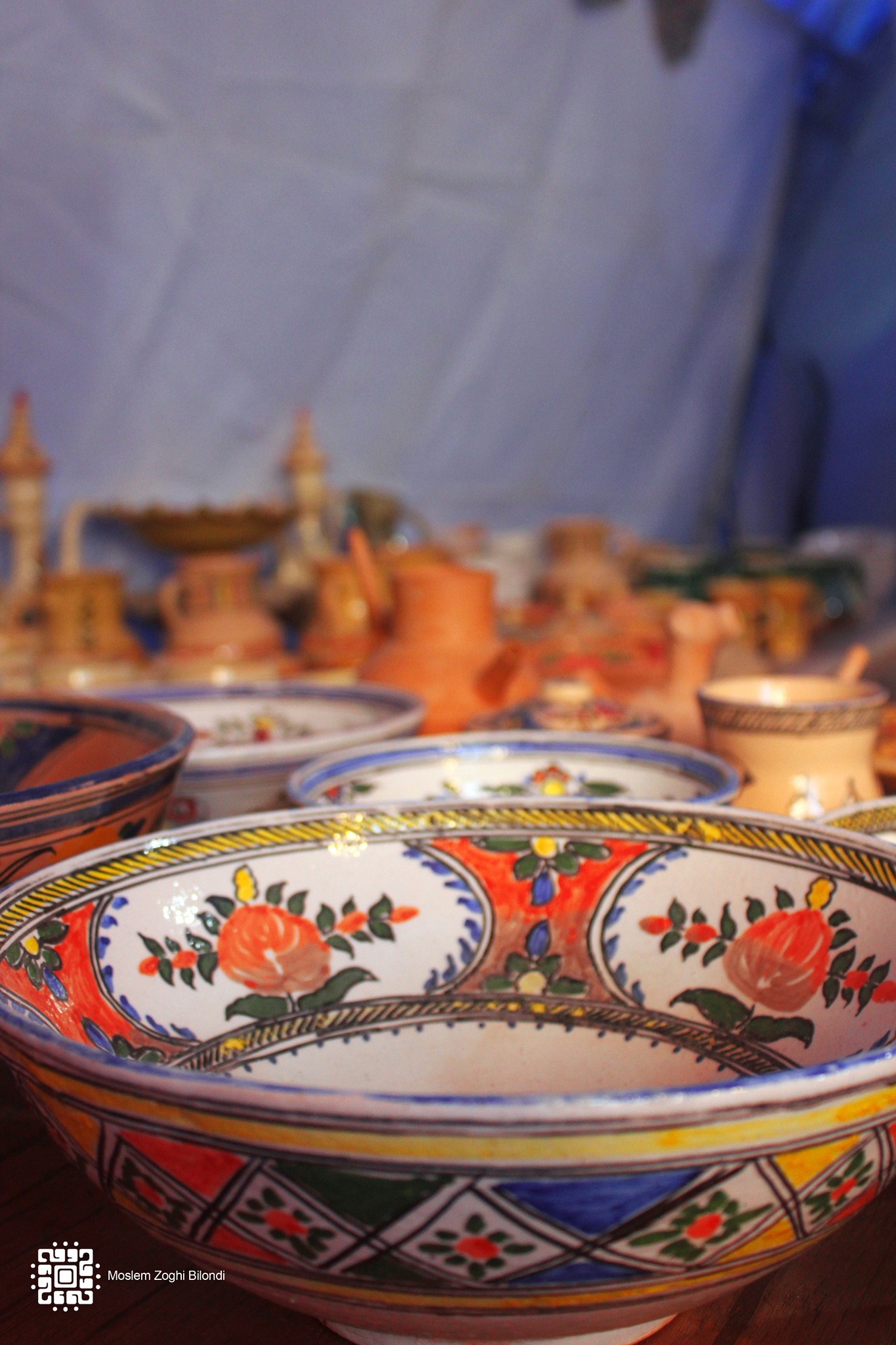 Mend Pottery by moslemzoghi