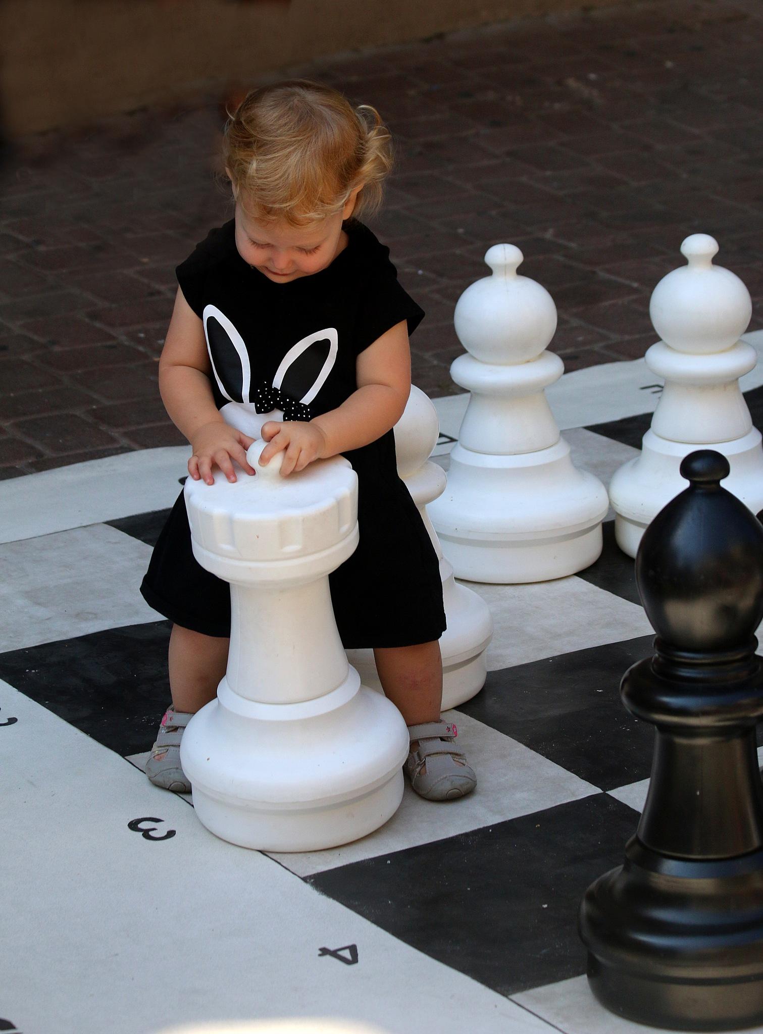 Checkmate 1 by  Itzkovich  Joseph