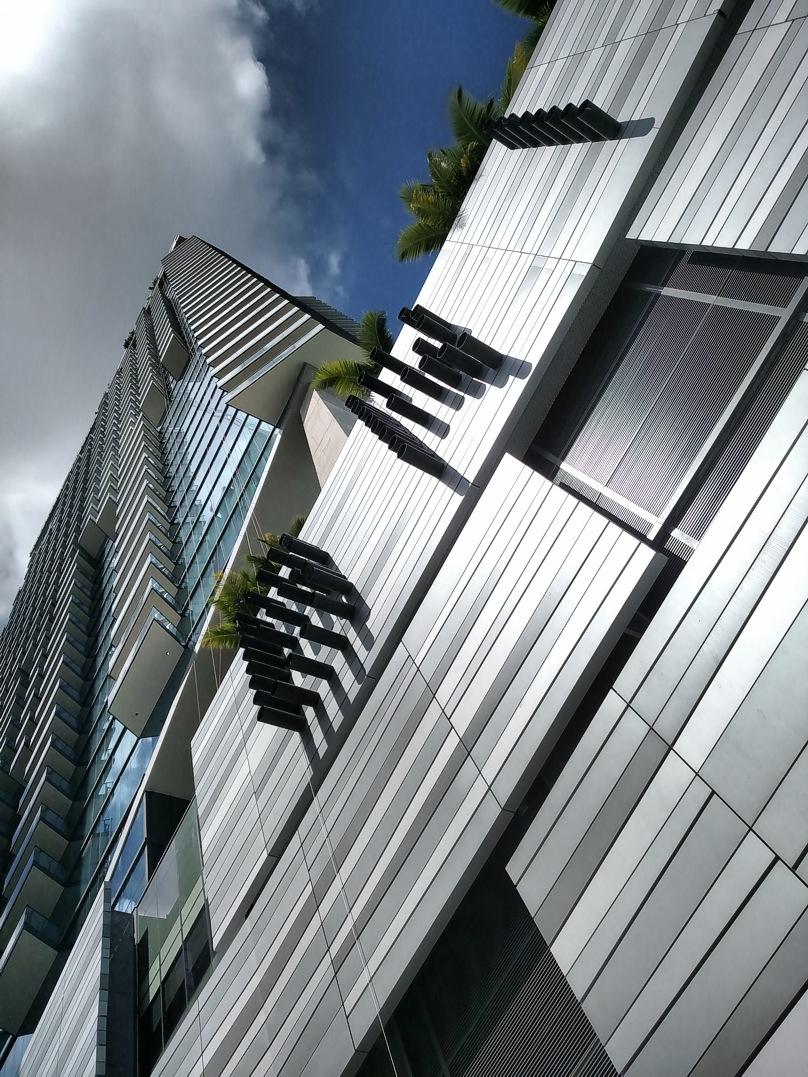 Metal Building by Edu Vergara
