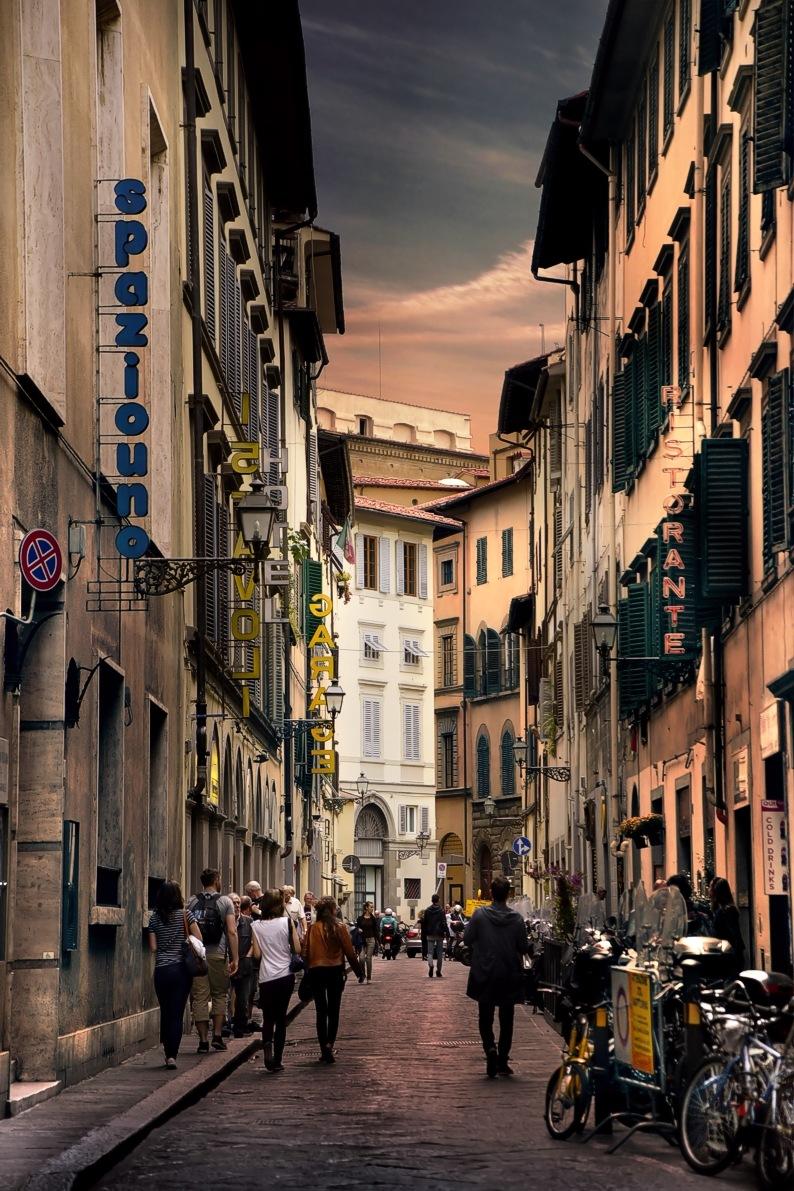 Firenze Step by Step by Edu Vergara