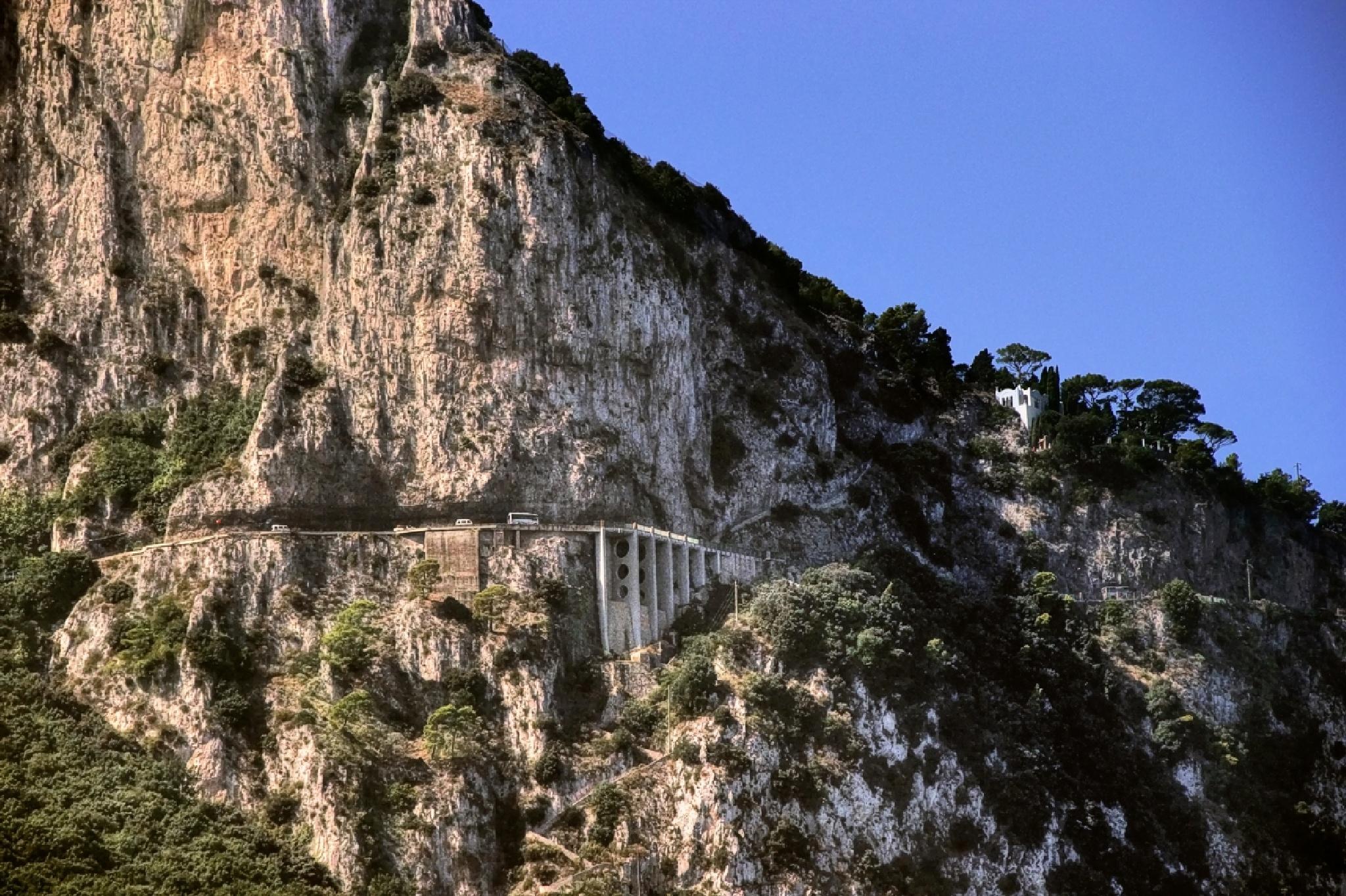 Stone Road by Edu Vergara