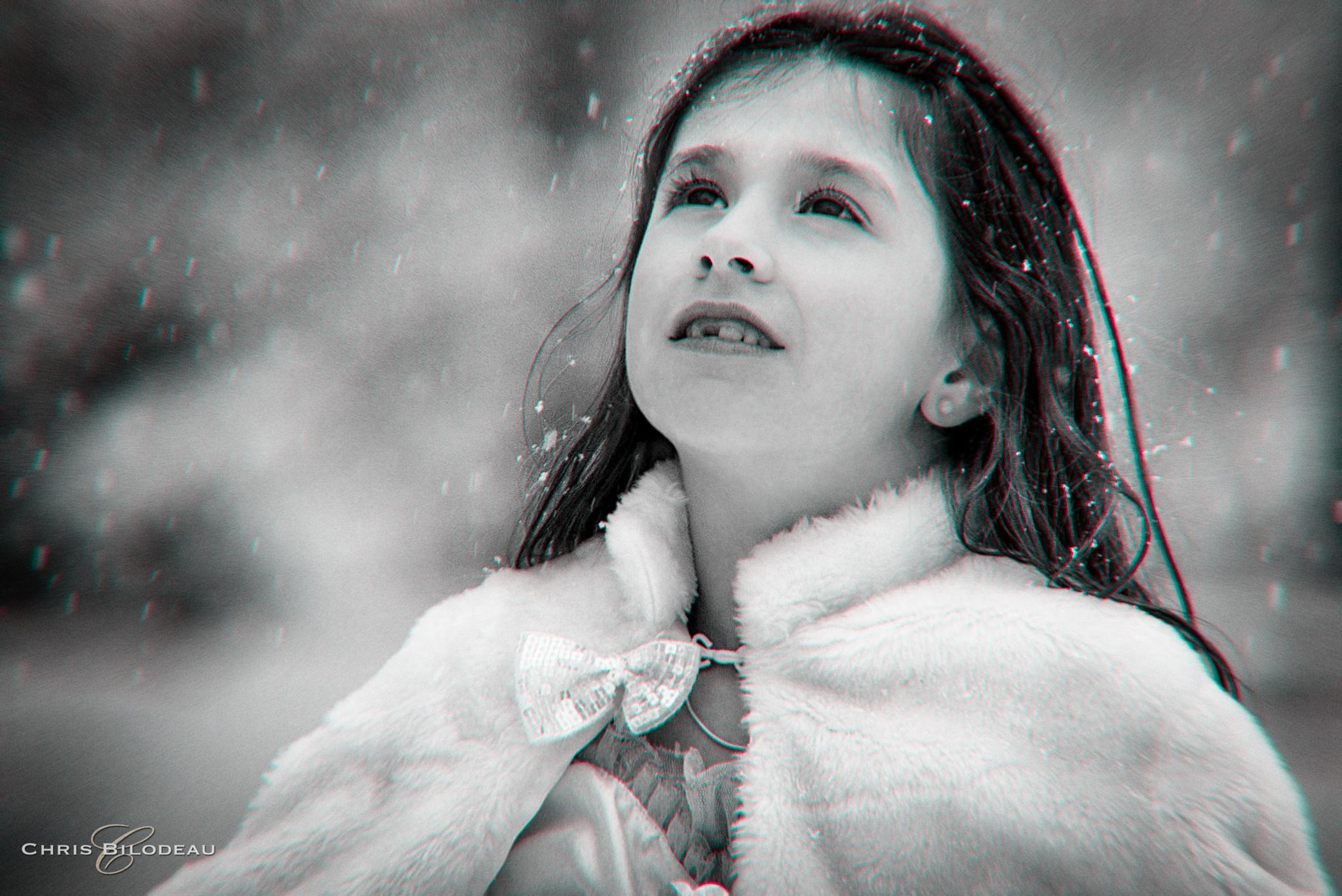 Ice Princess by Chris Bilodeau Photography