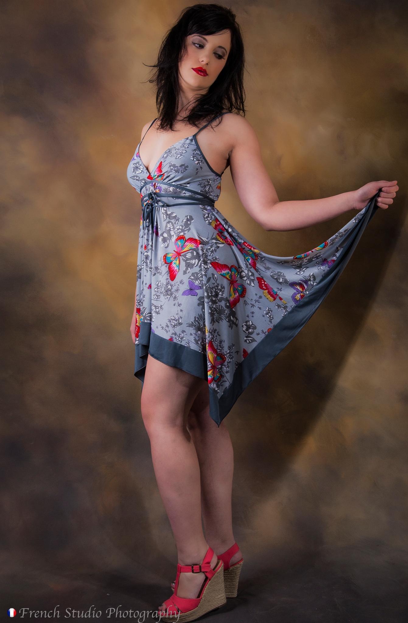 The dress by gerardrotse