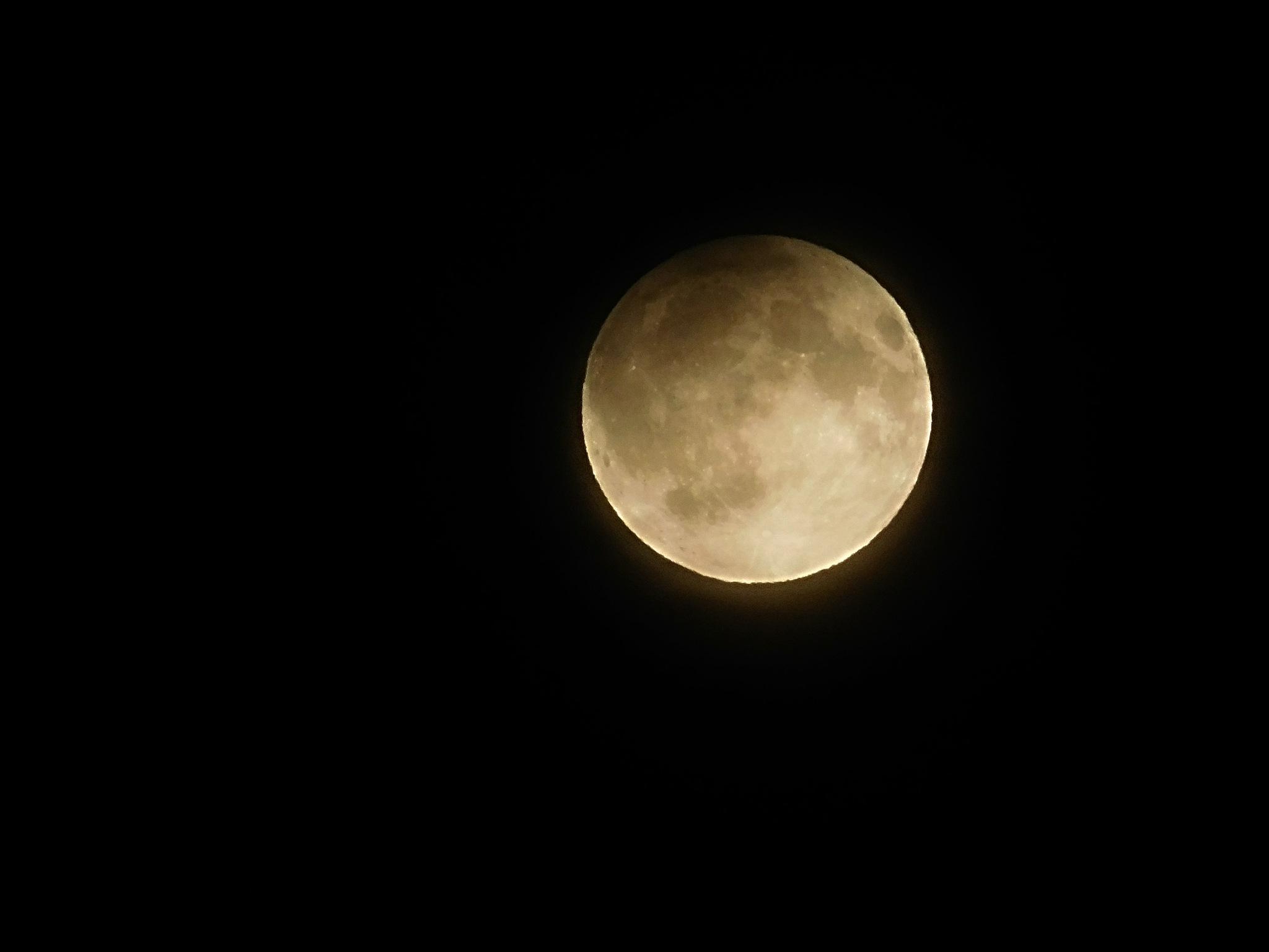 Prenumball lunar eclipse 16. 9. 16 by Nikoleta Krajčiová
