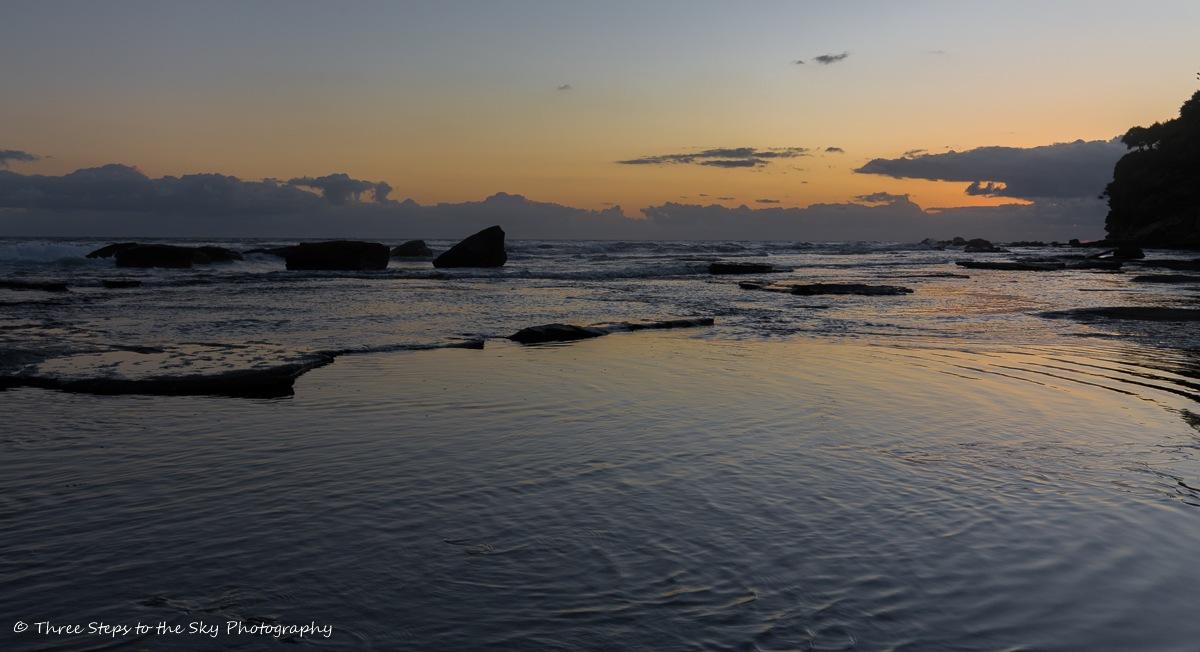 Water Sunrise by Sel Kerans