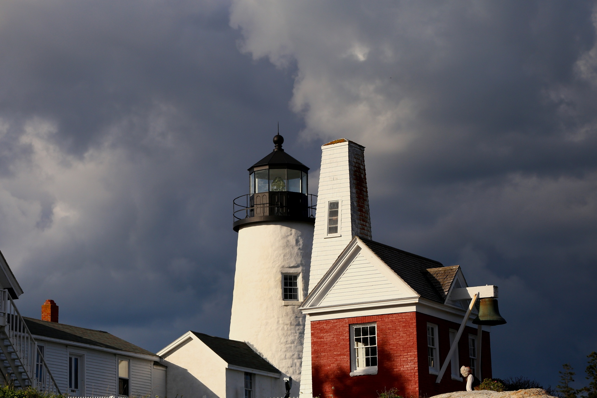 Pemaquid Point Lighthouse by diane_e_irwin