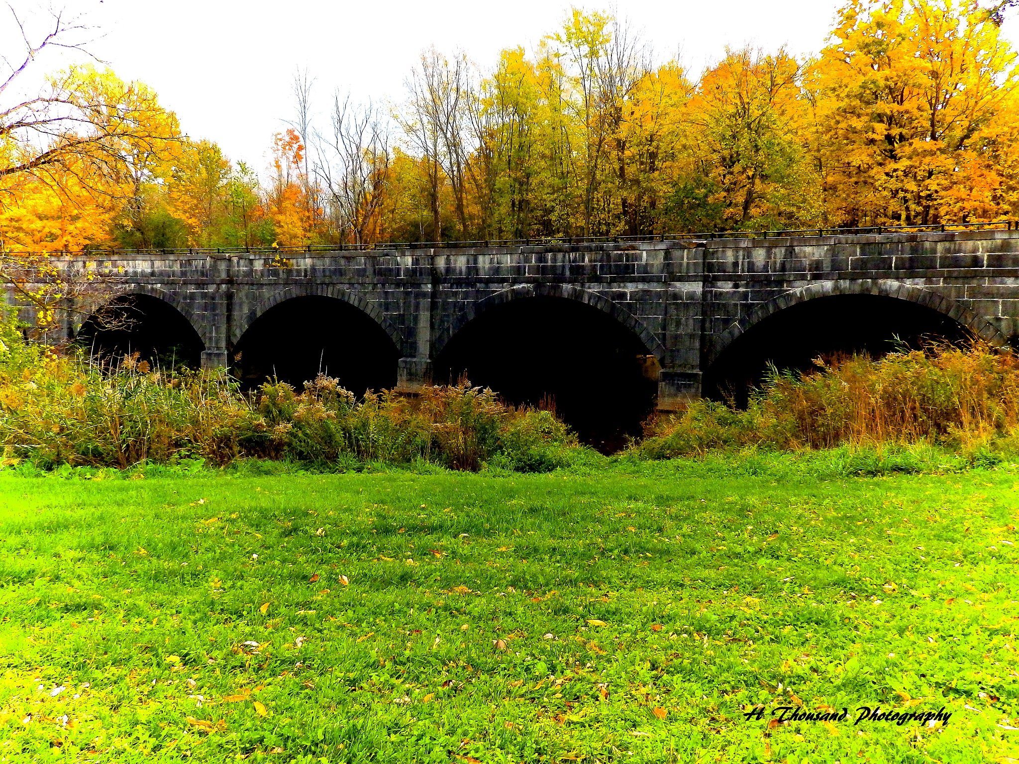 The Aquaducts on the Erie Canal by hrthousandjr