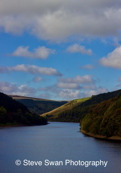 Ladybower Reservoir  by Steve Swan