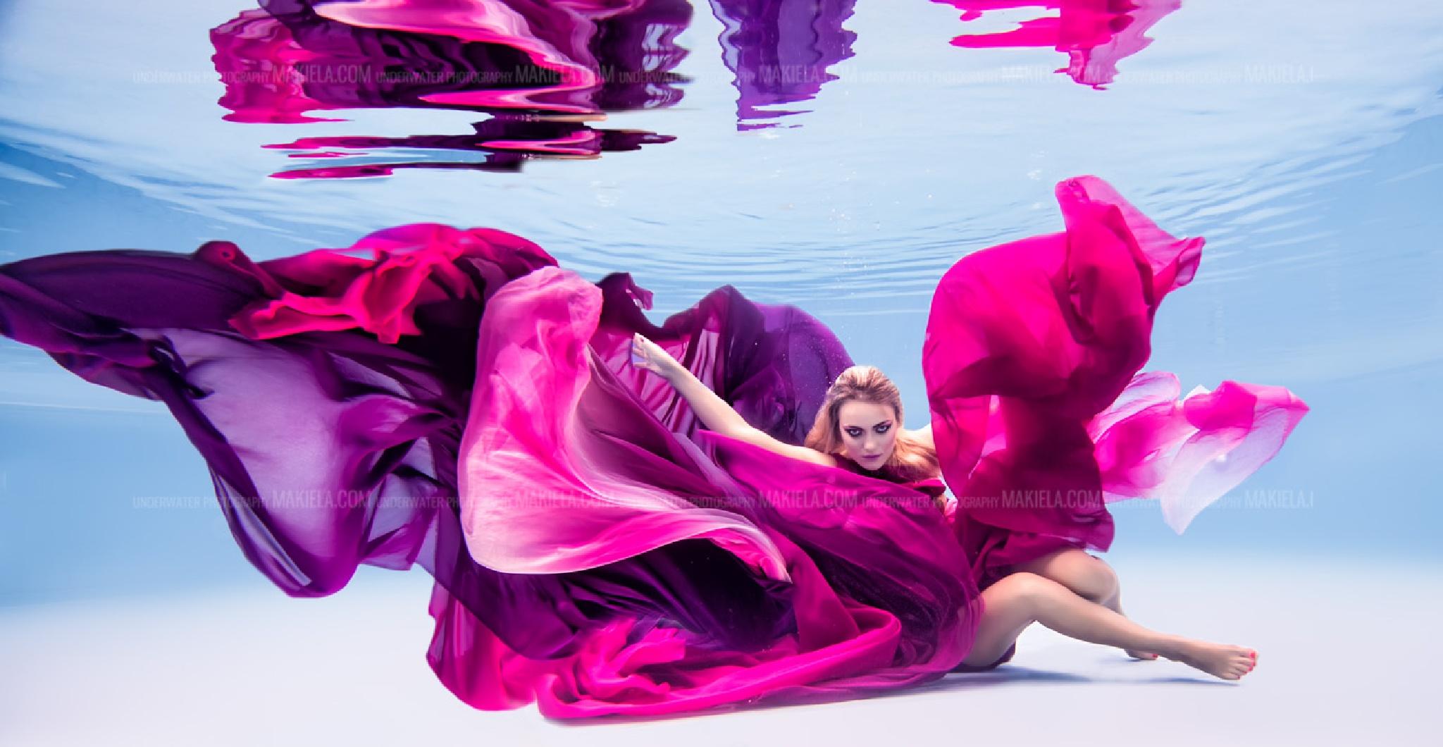 Underwater shoot 2 by Makiela Underwater Photography