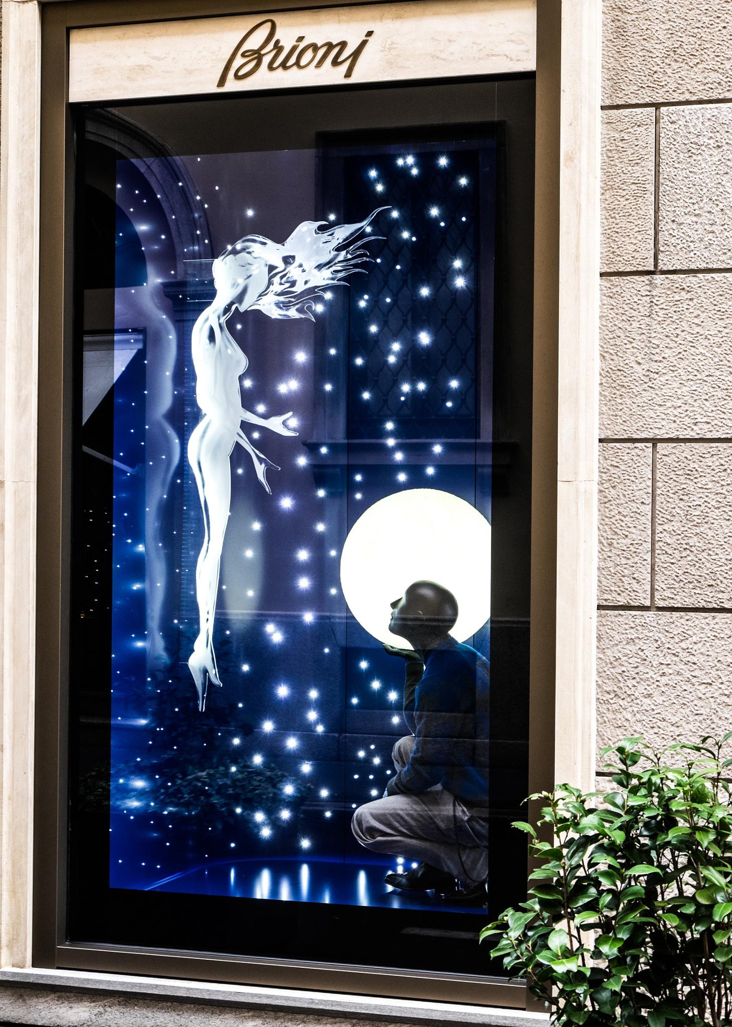 milan shop window by hutchst