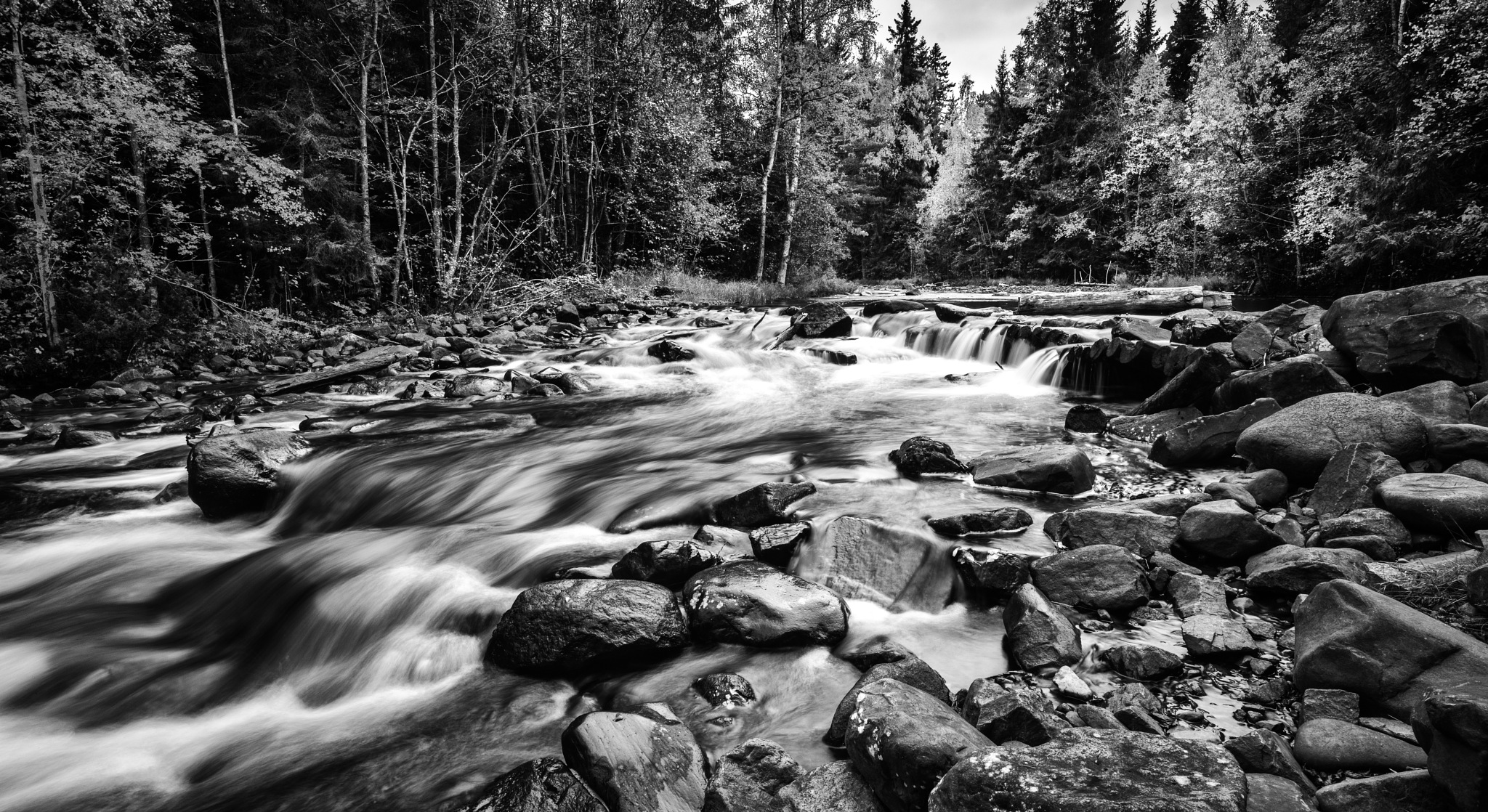 small falls, Sweden by hutchst