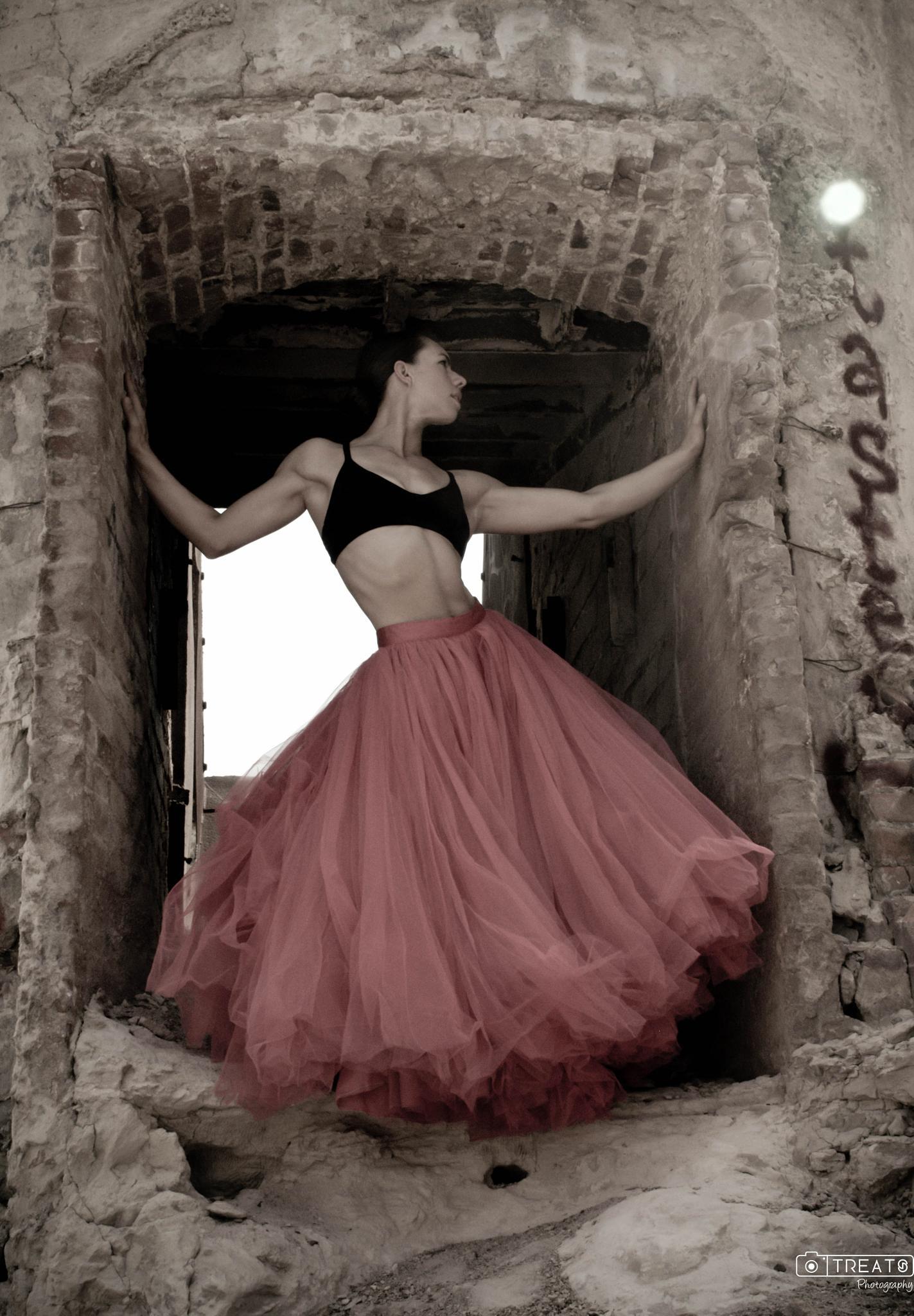 Dancer by virginiatreat