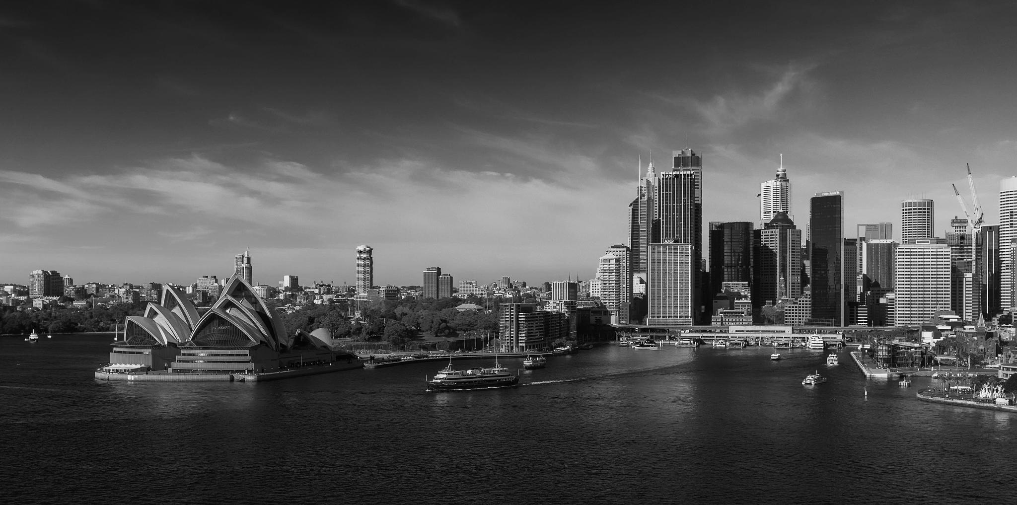 Sydney Australia by tower20one