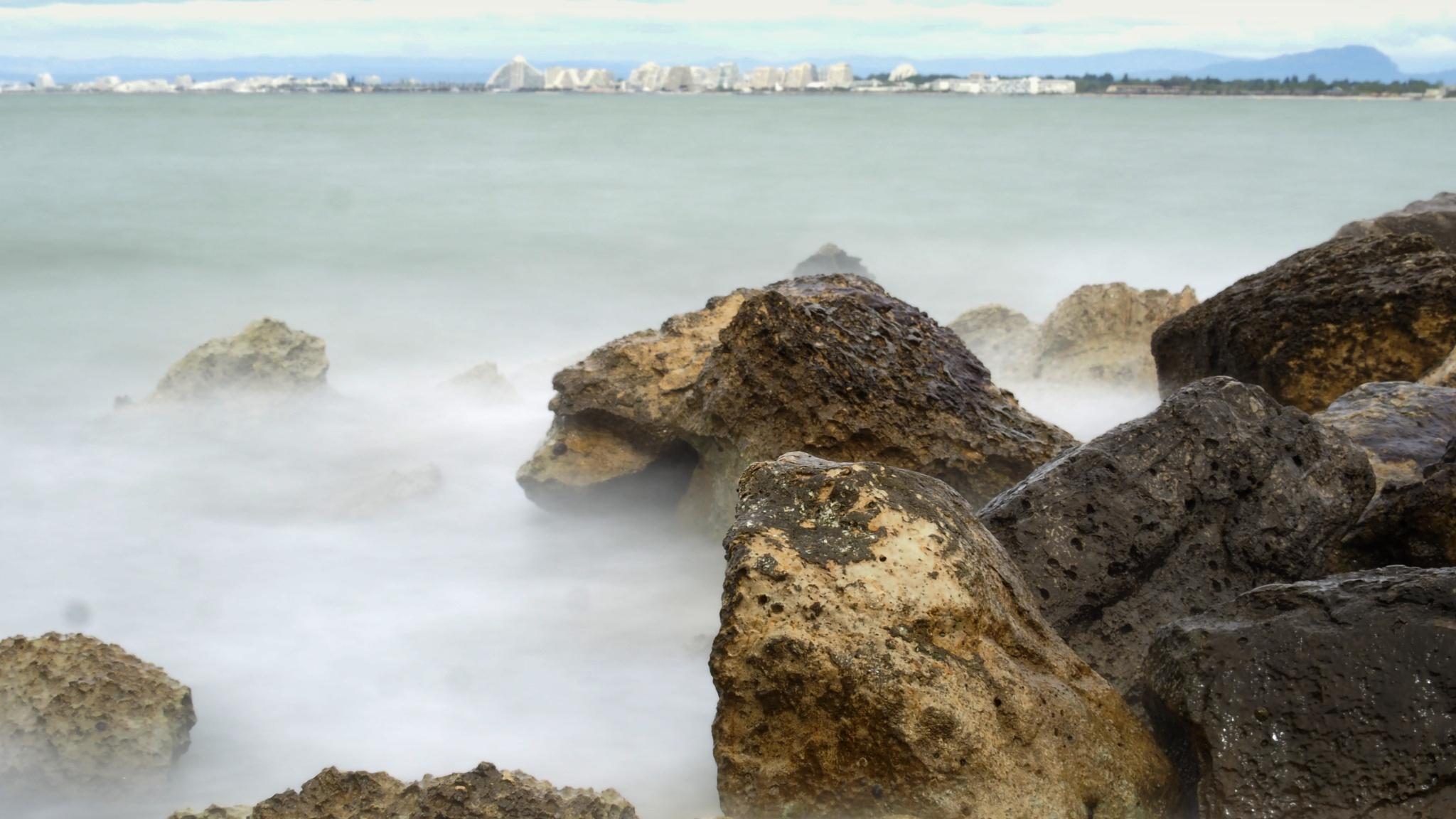 in the rocks by alain michel