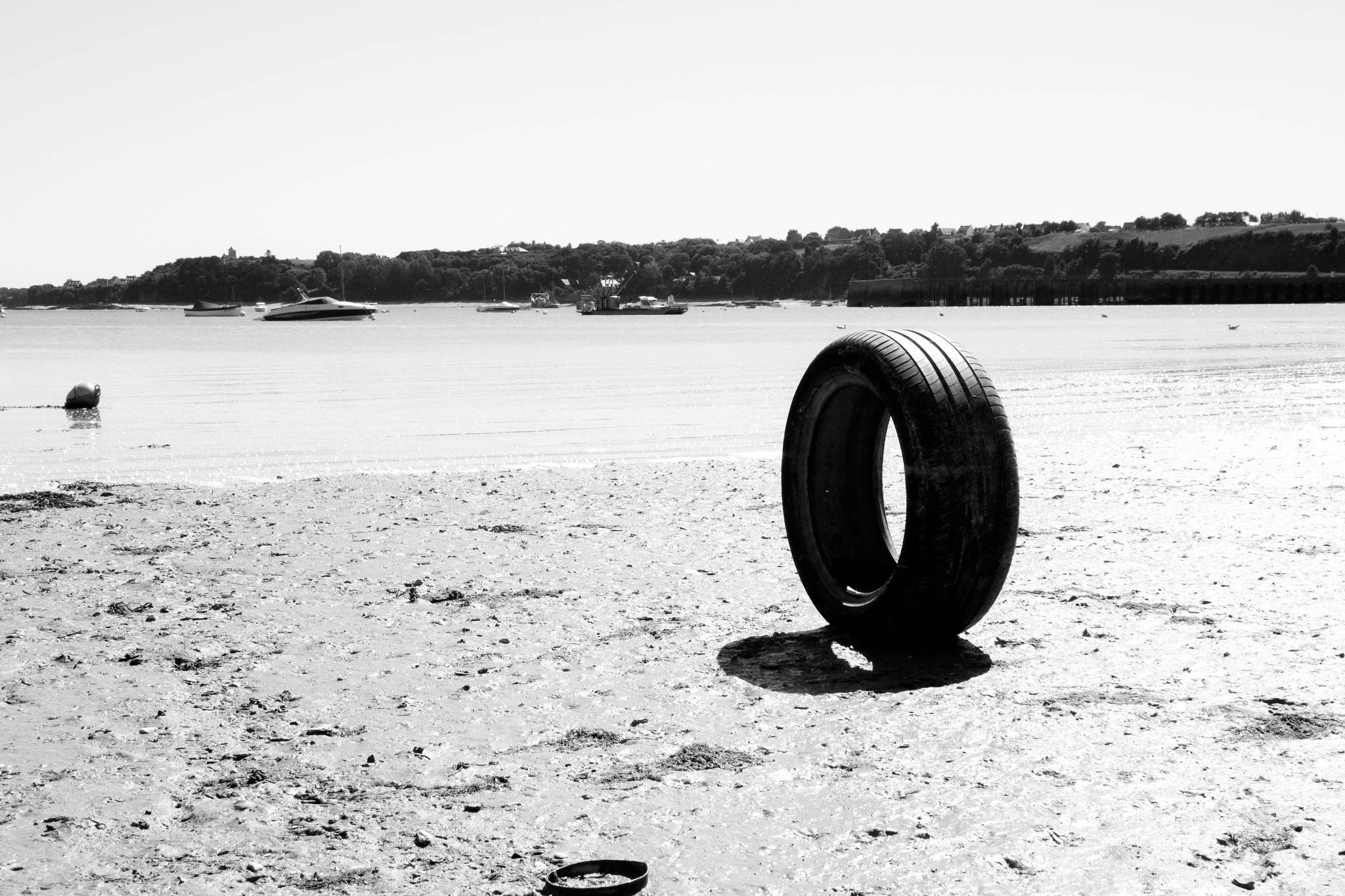 low tide by alain michel