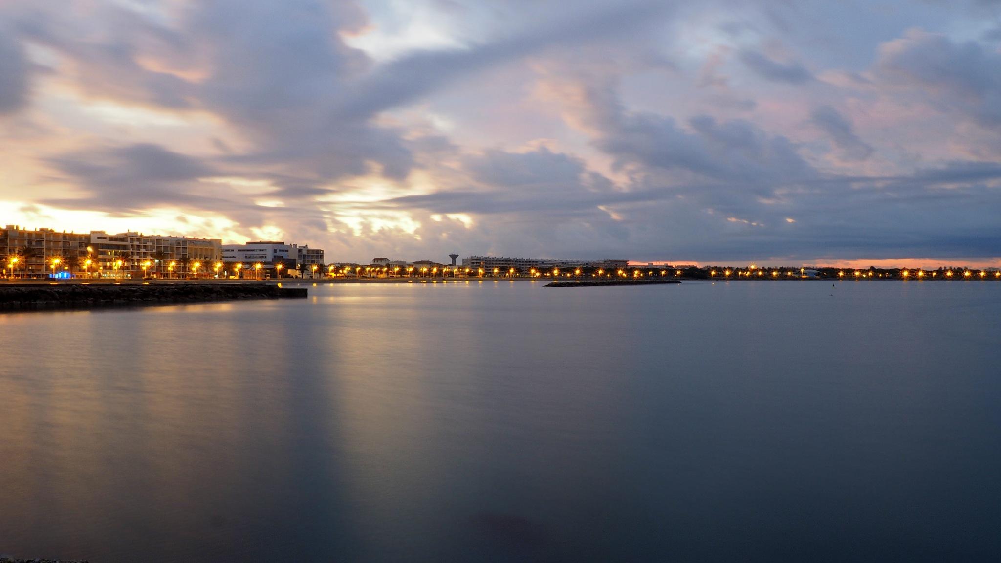 sunrise by alain michel