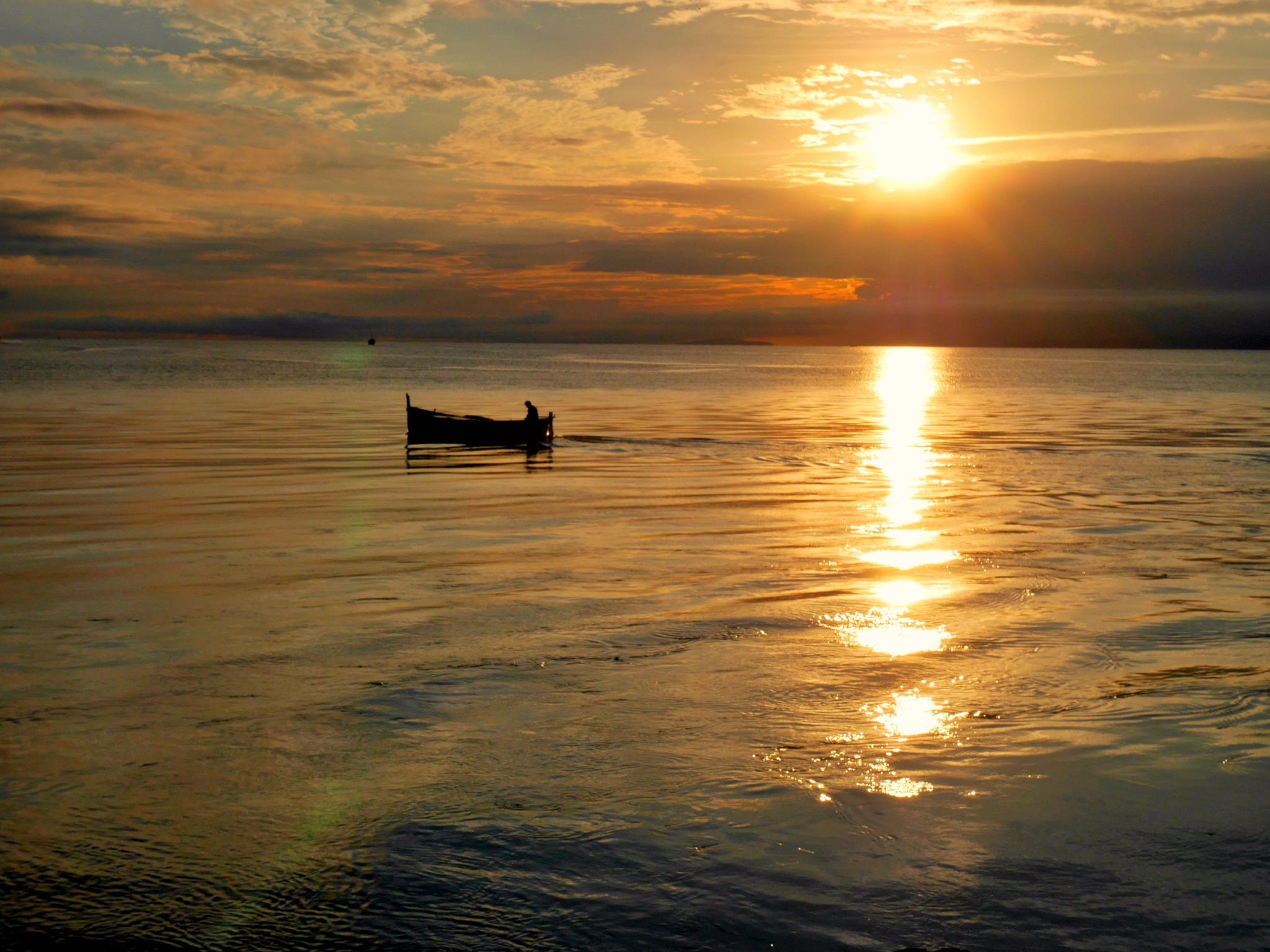 little boat by alain michel