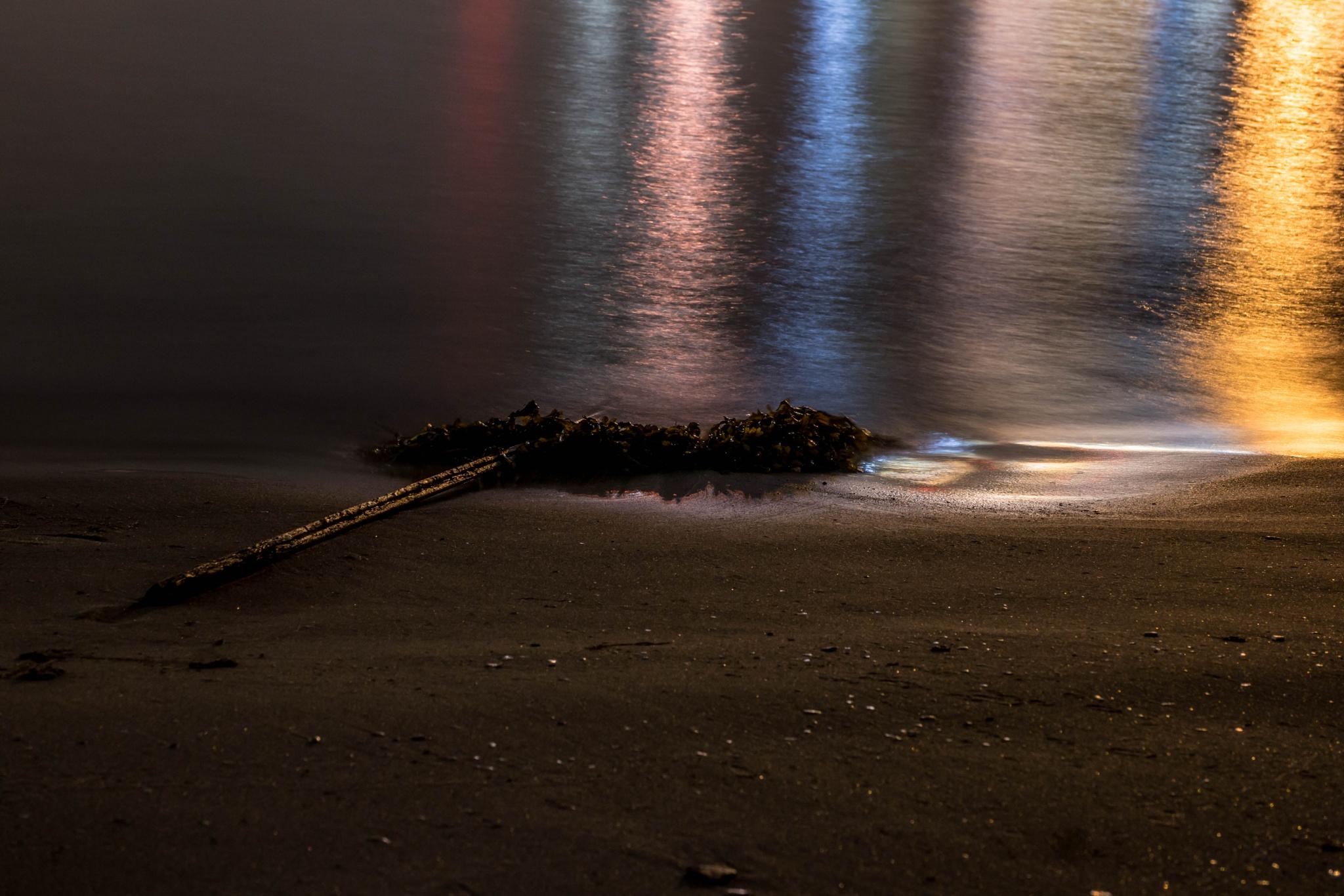 Gothenburg at night by Mattias