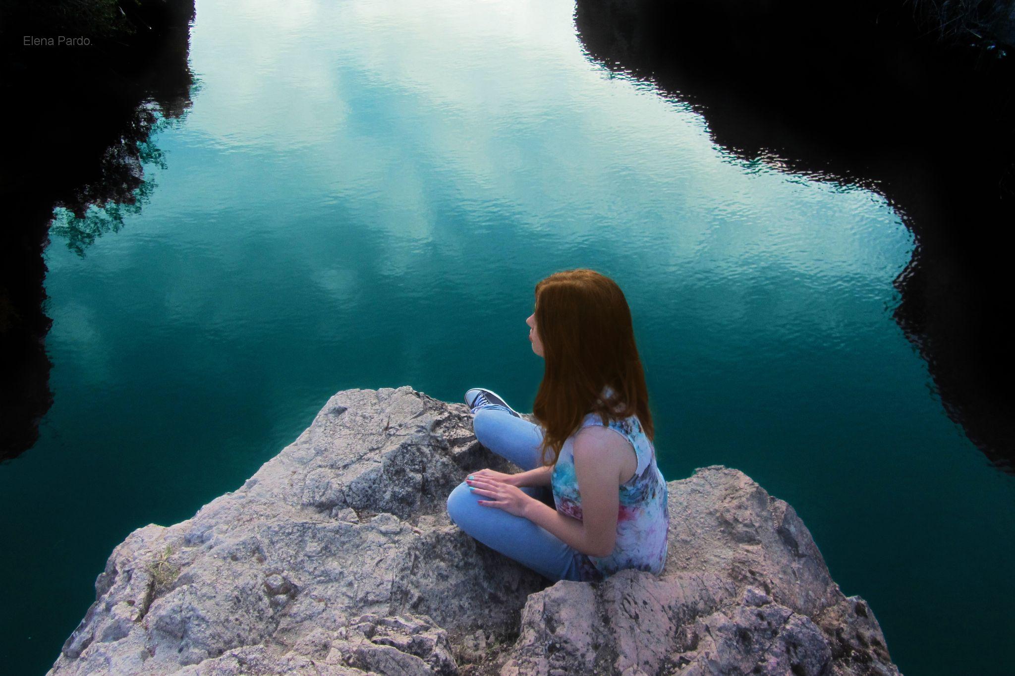 Peace and quiet.  by Elena Pardo