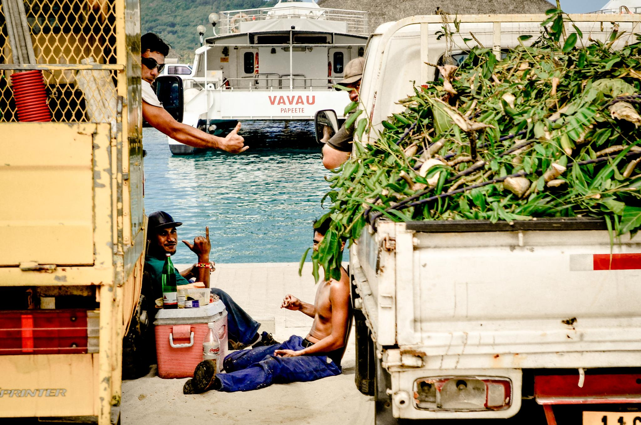 lunch break by Pasquale Panico