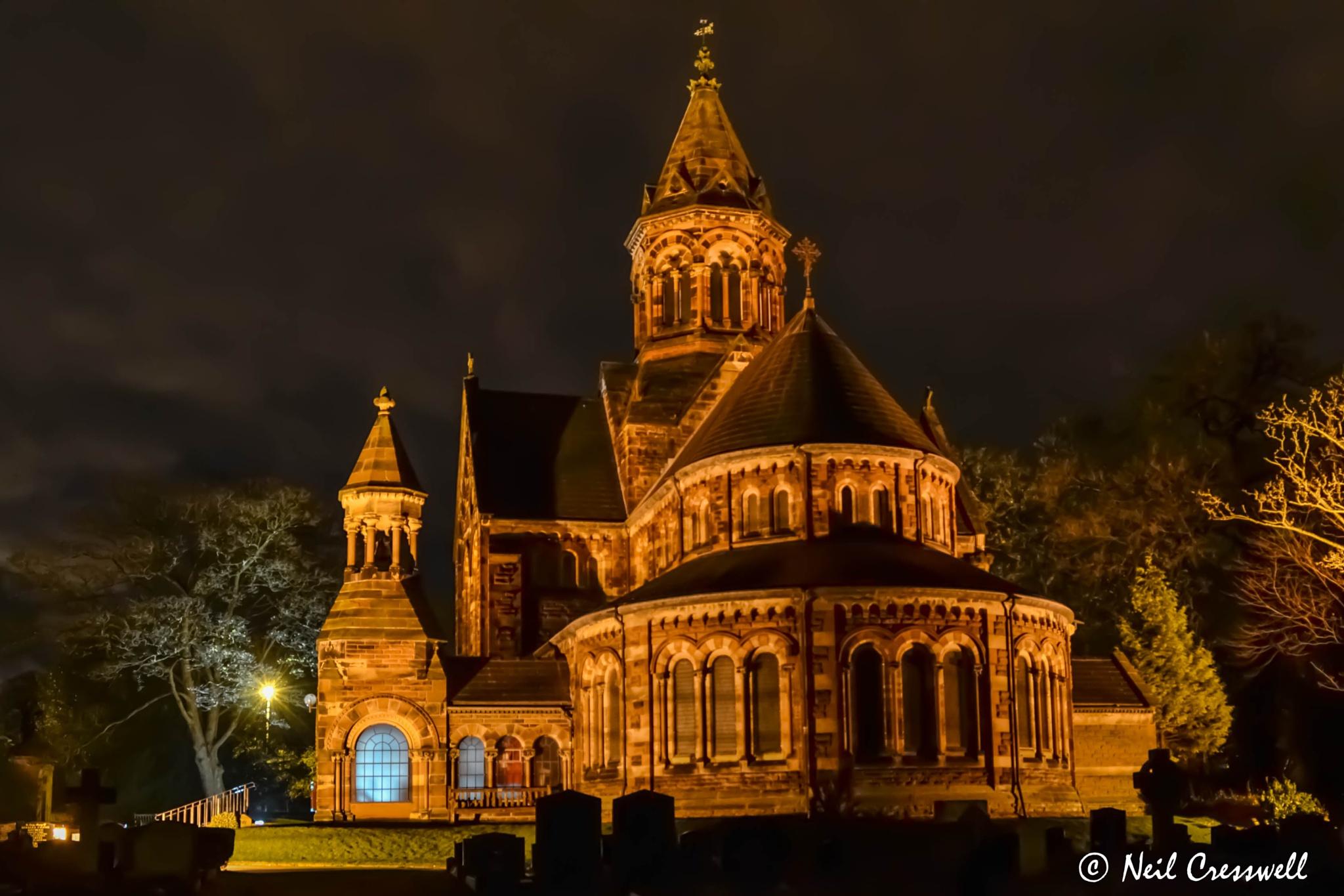St Paul's church by Neil Cresswell