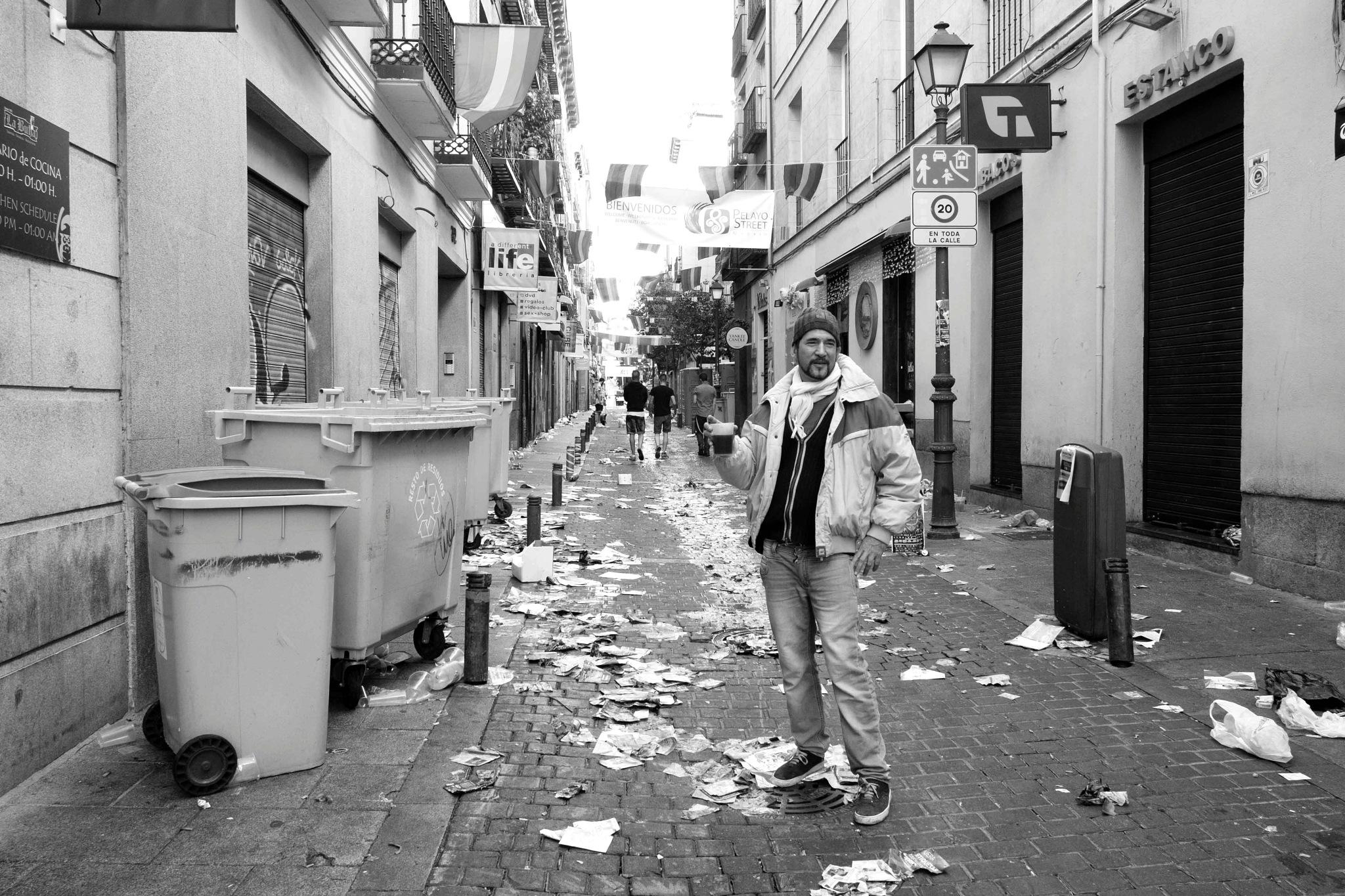 Trash (serie) by juliandelnogal