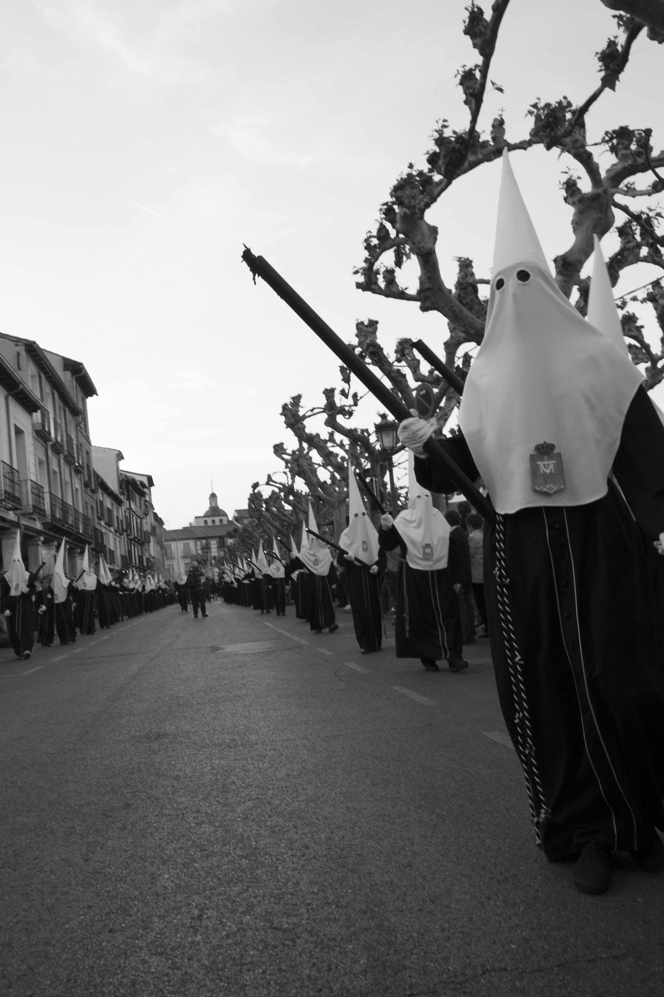 Easter scenes (processions) by juliandelnogal
