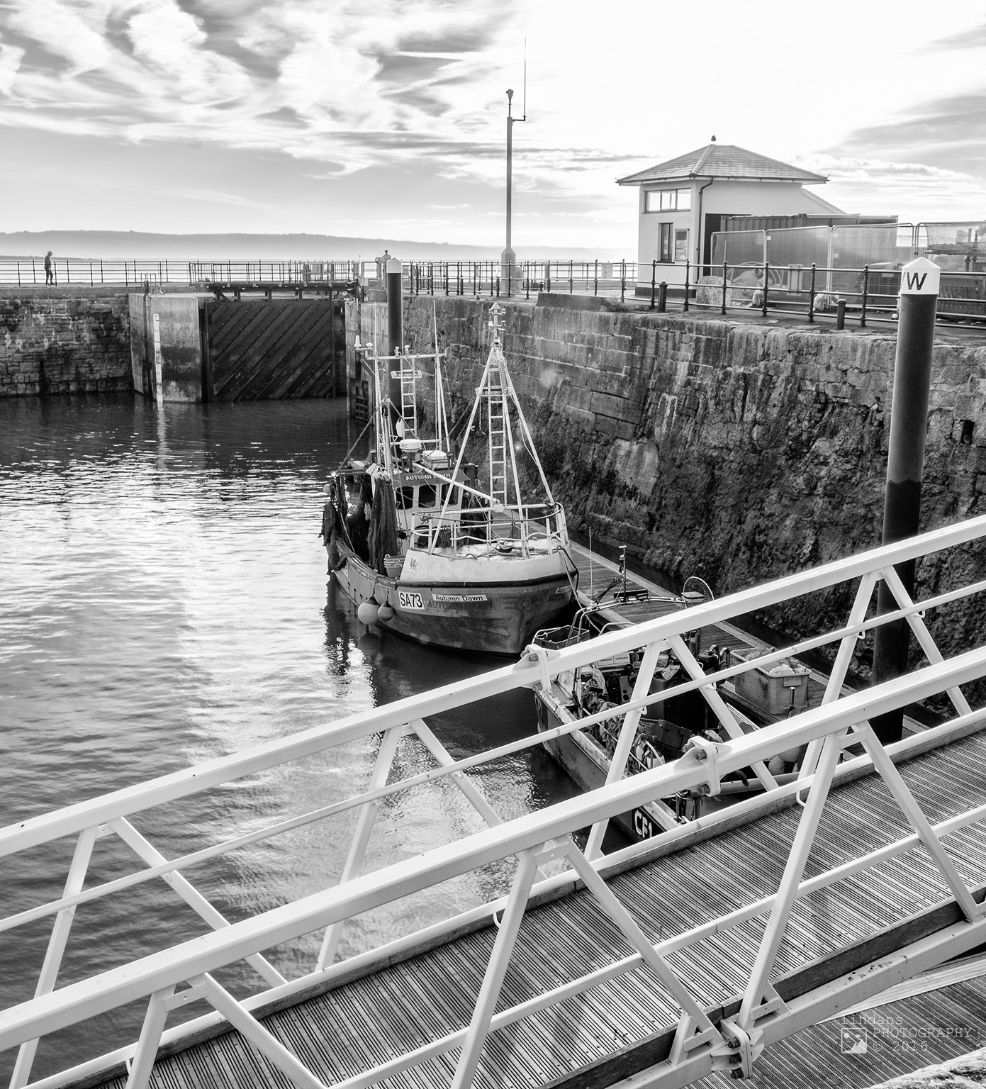 The Harbour, Porthcawl by lindans
