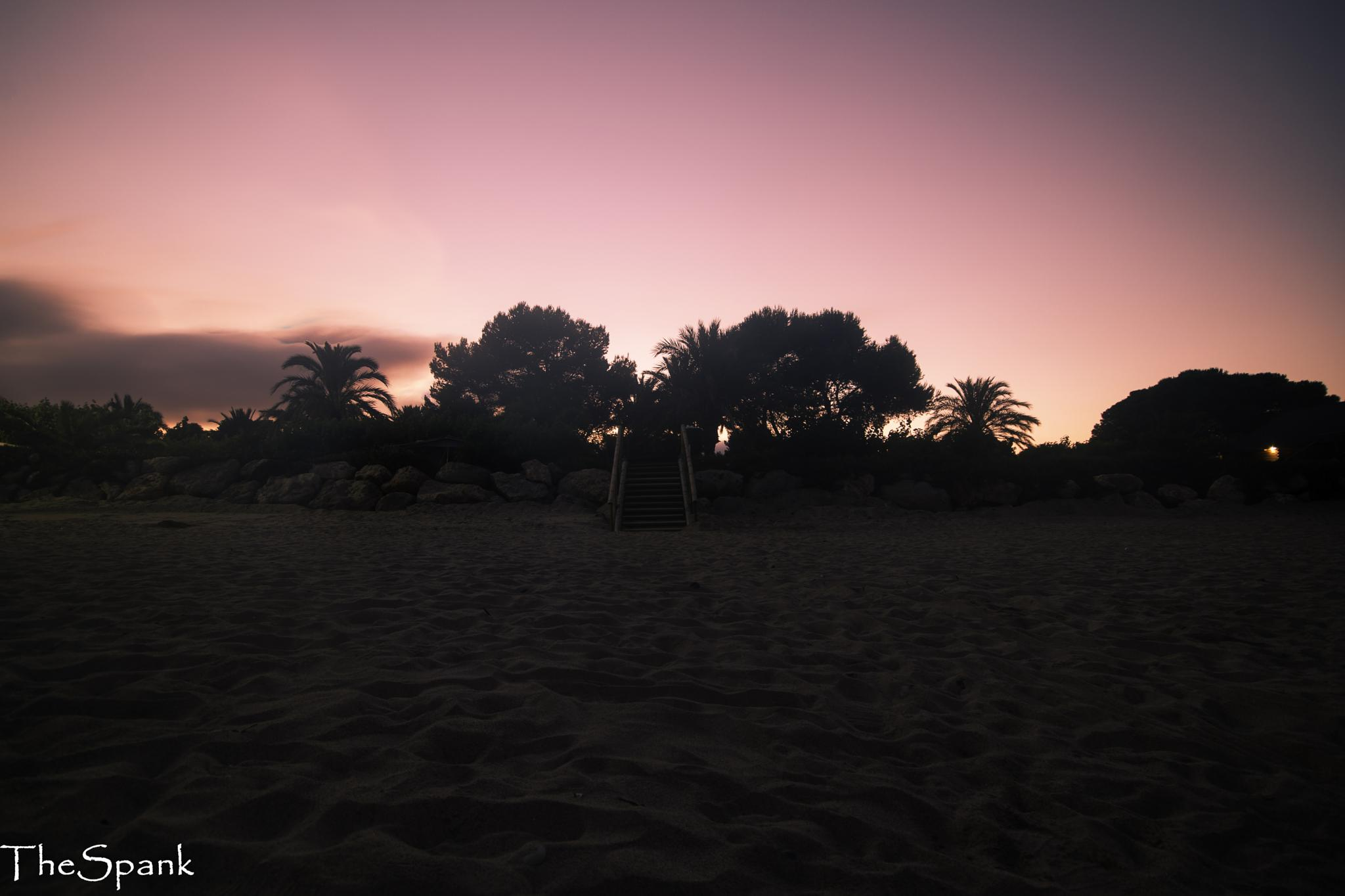Photo in Landscape #beach #spain