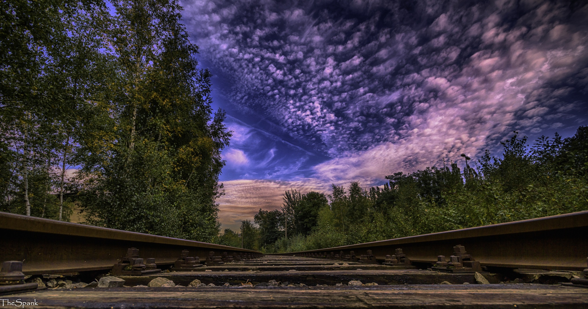 Road to nowhere by Henk