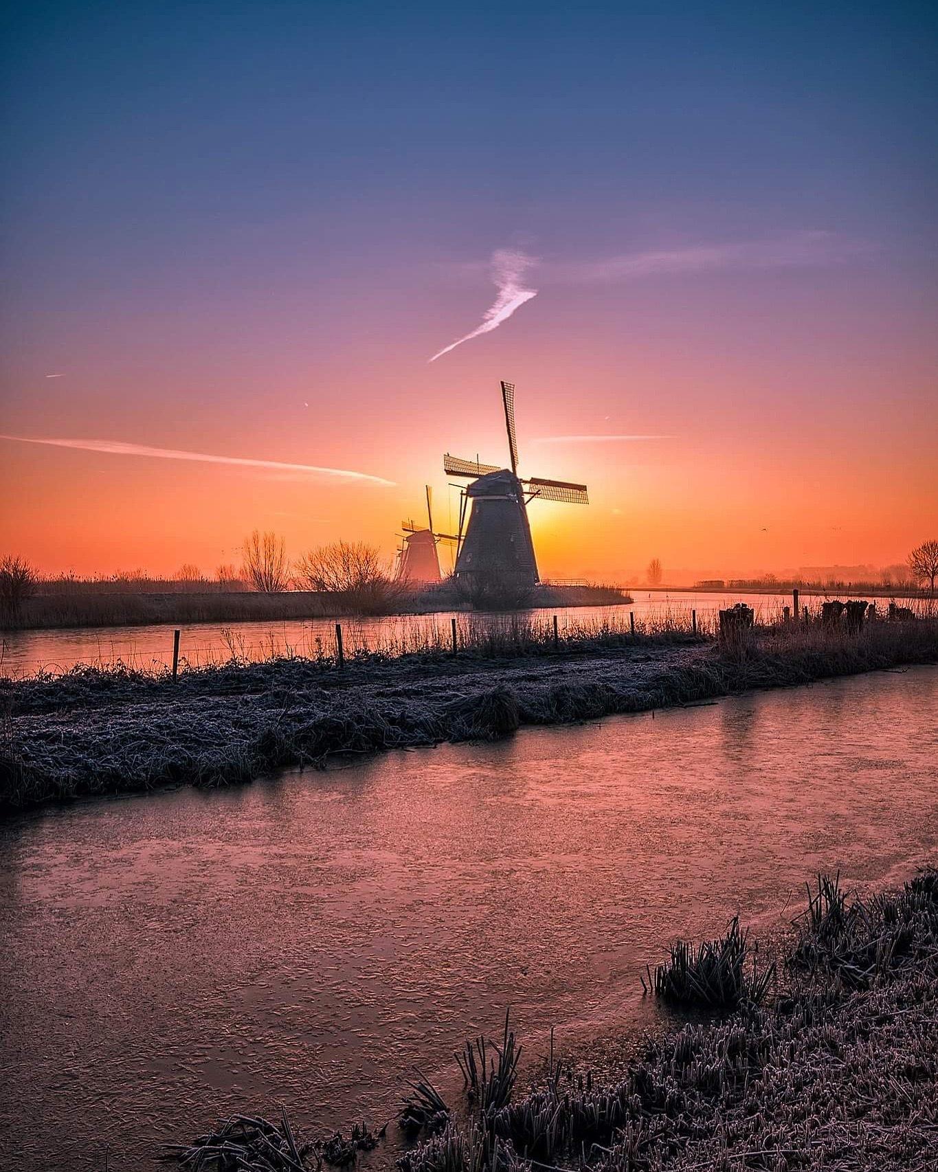 Good morning sunshine by Henk