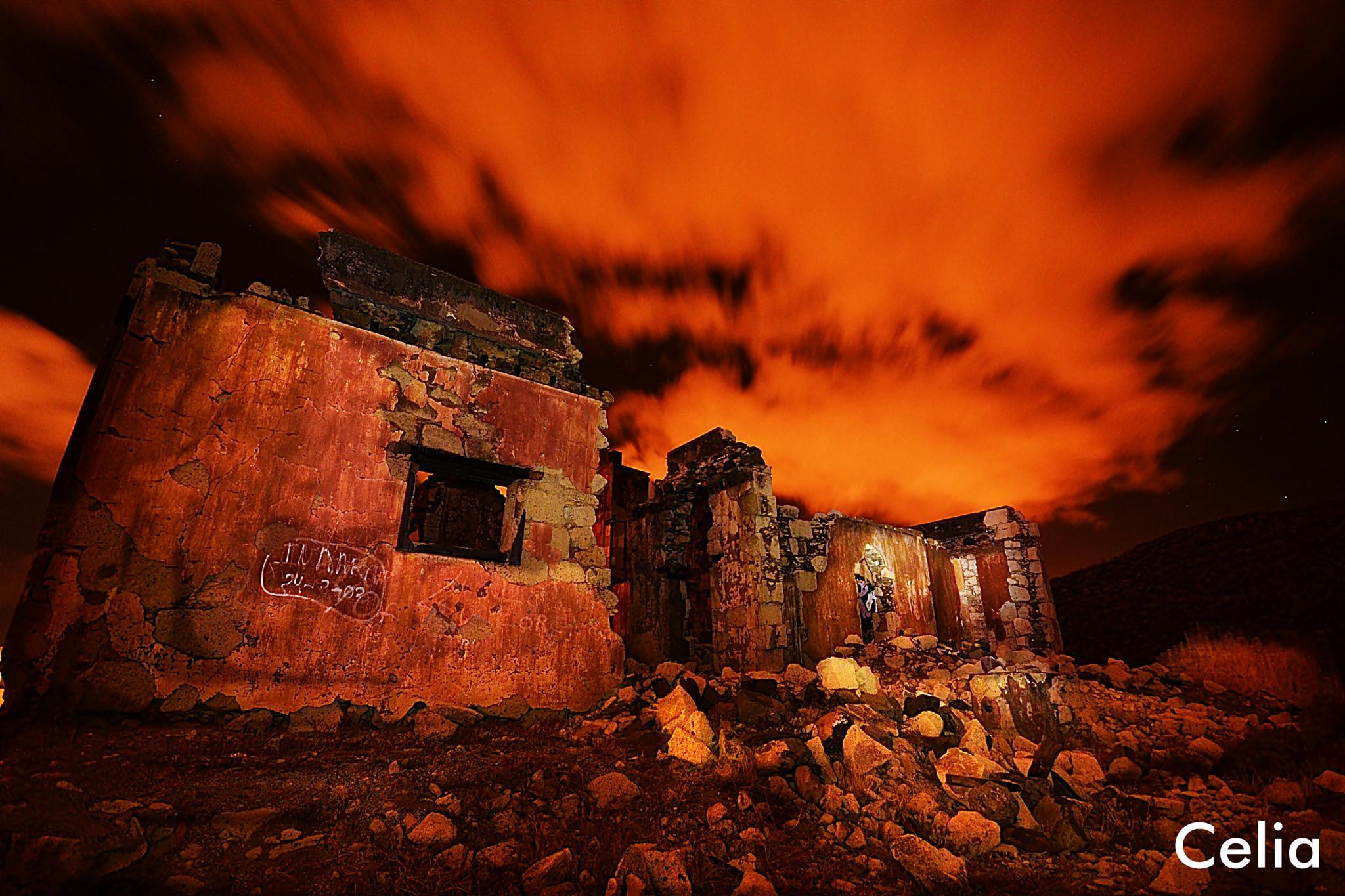 Photo in Random #fuego #abandono #grancanaria