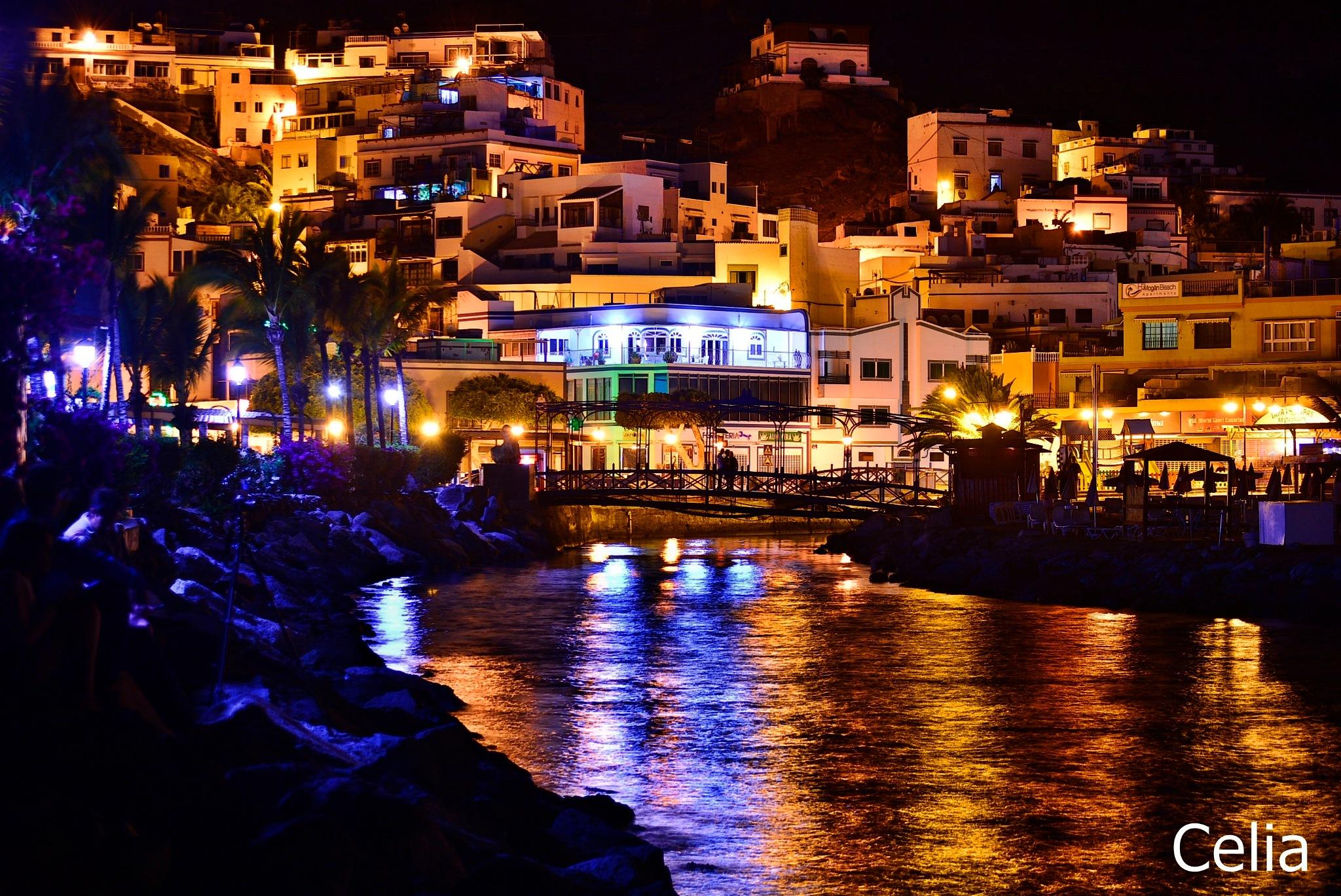 Mogán - Gran Canaria by celiafernandez752