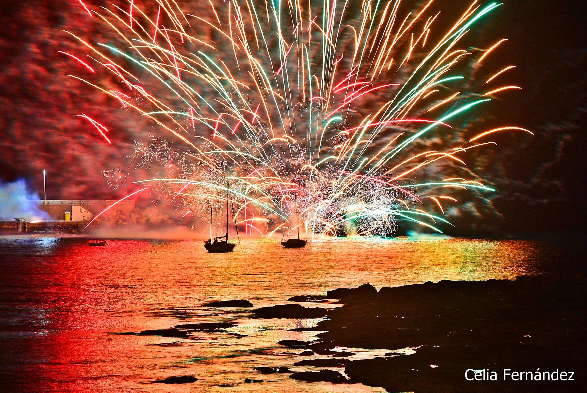 Fiesta día del Carmen - Gran Canaria. by celiafernandez752