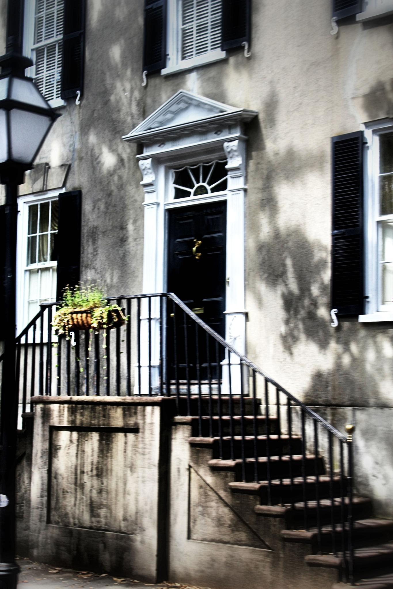 Charleston home by Sandy L