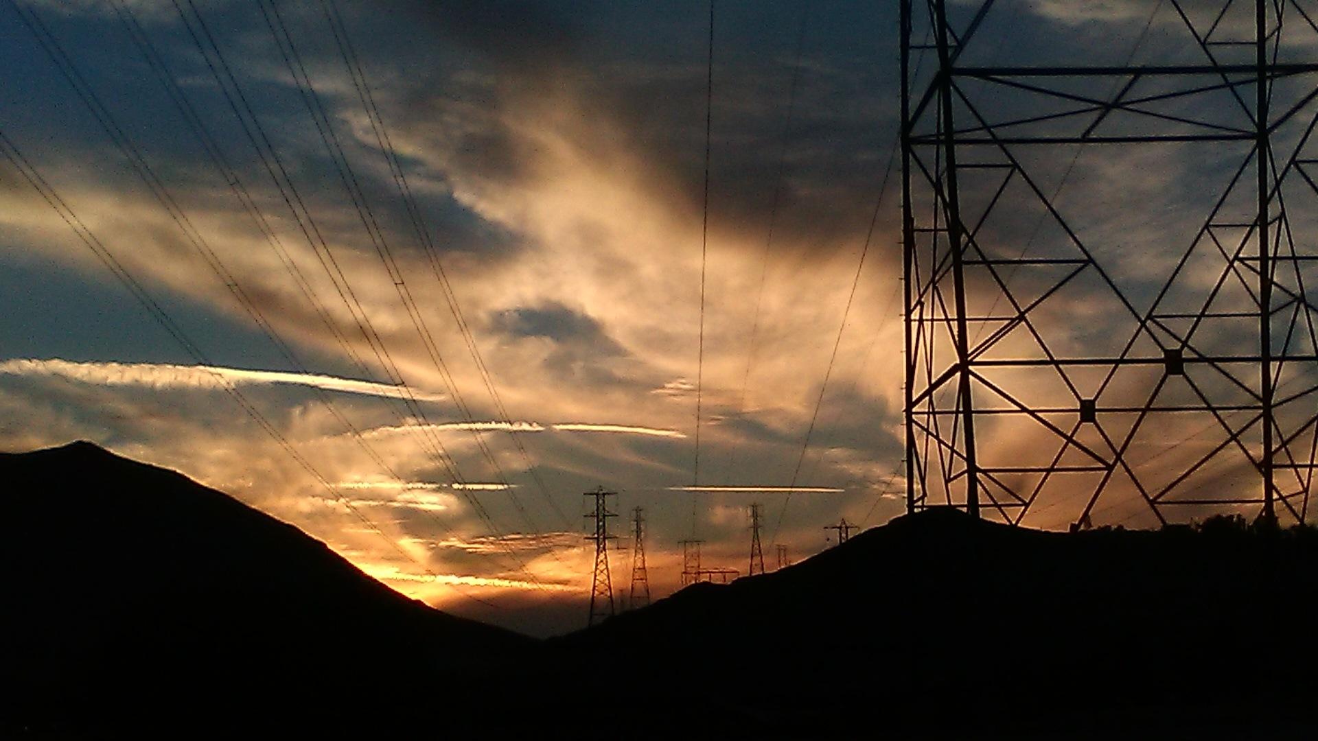 Sunset in Cali by Keri E. Carter