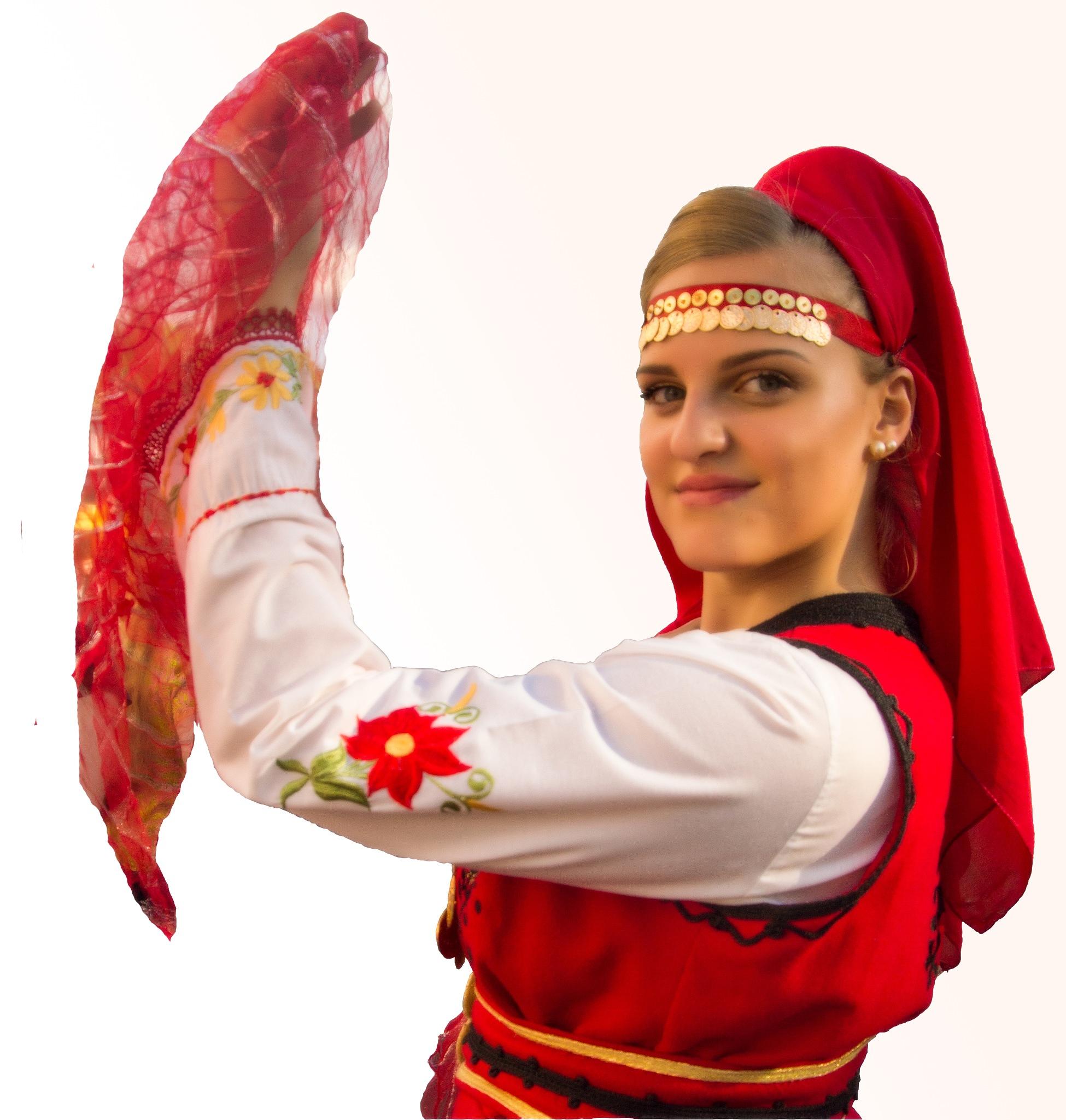 albanian girl by Mohammed ALkarawi