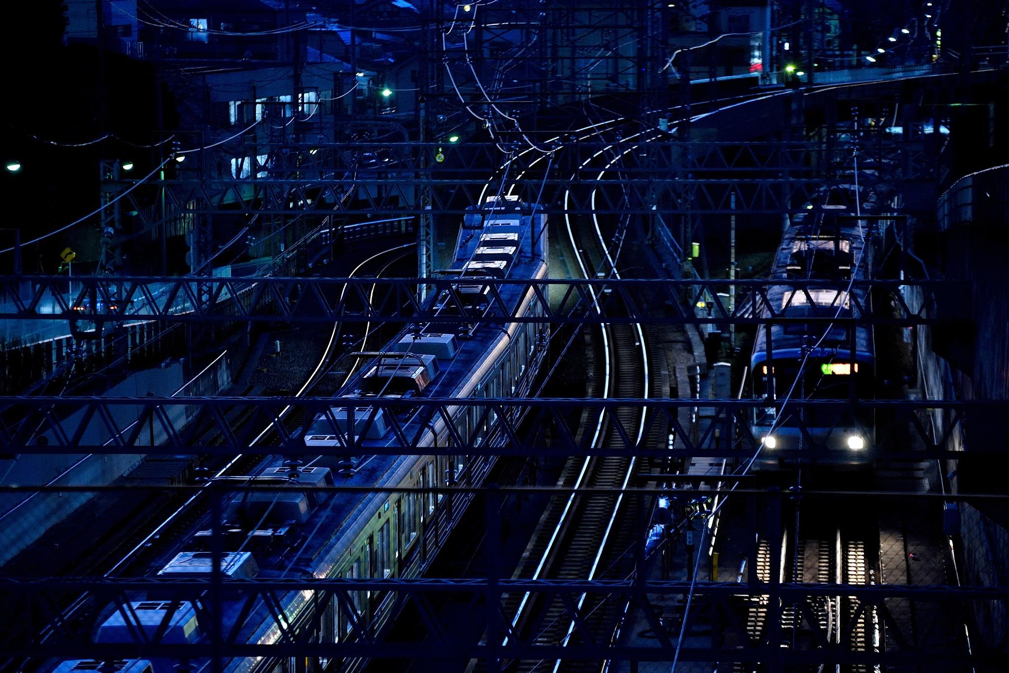 midnight train by Y. Takei
