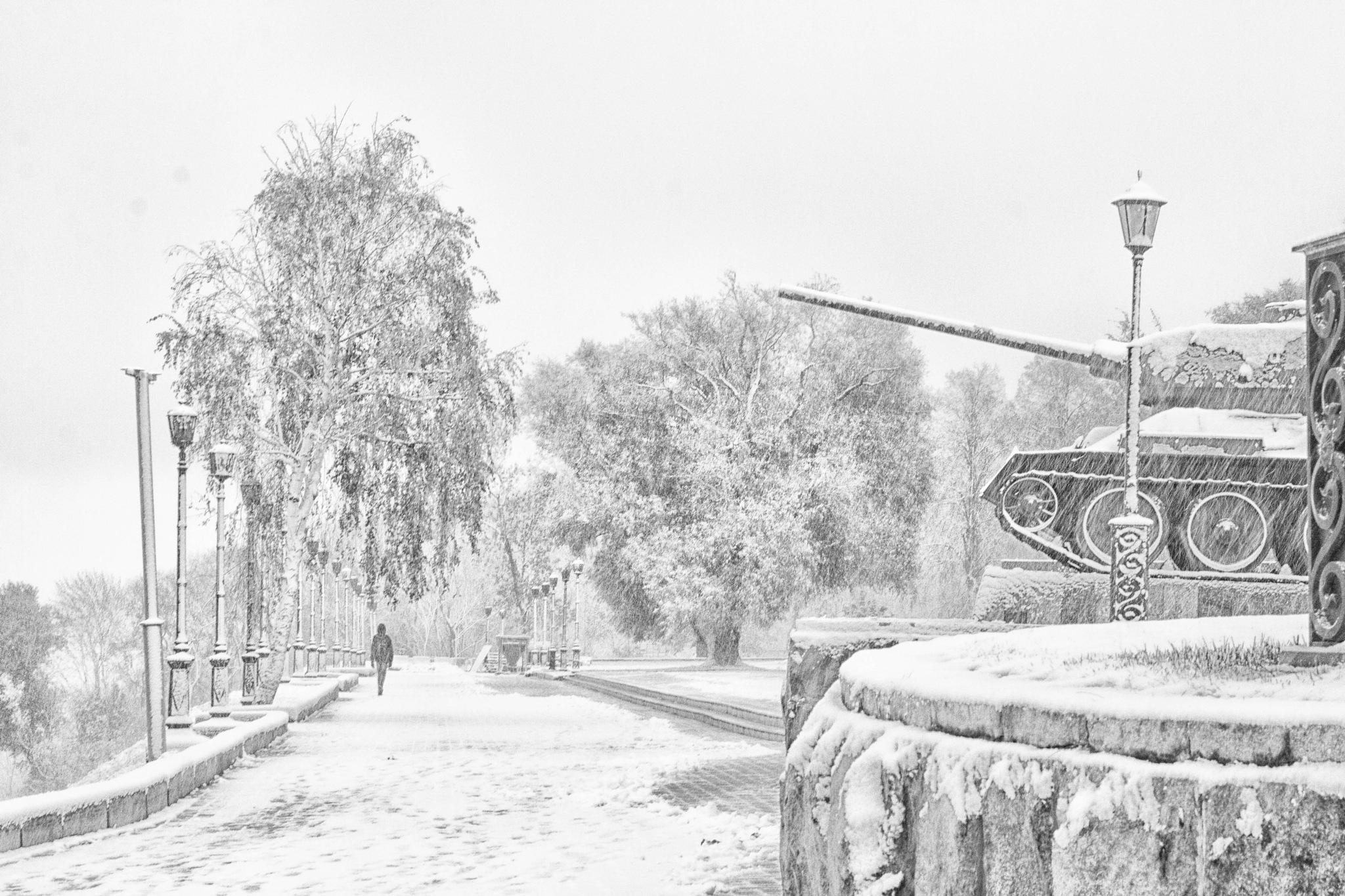 Снег  by Vladimir