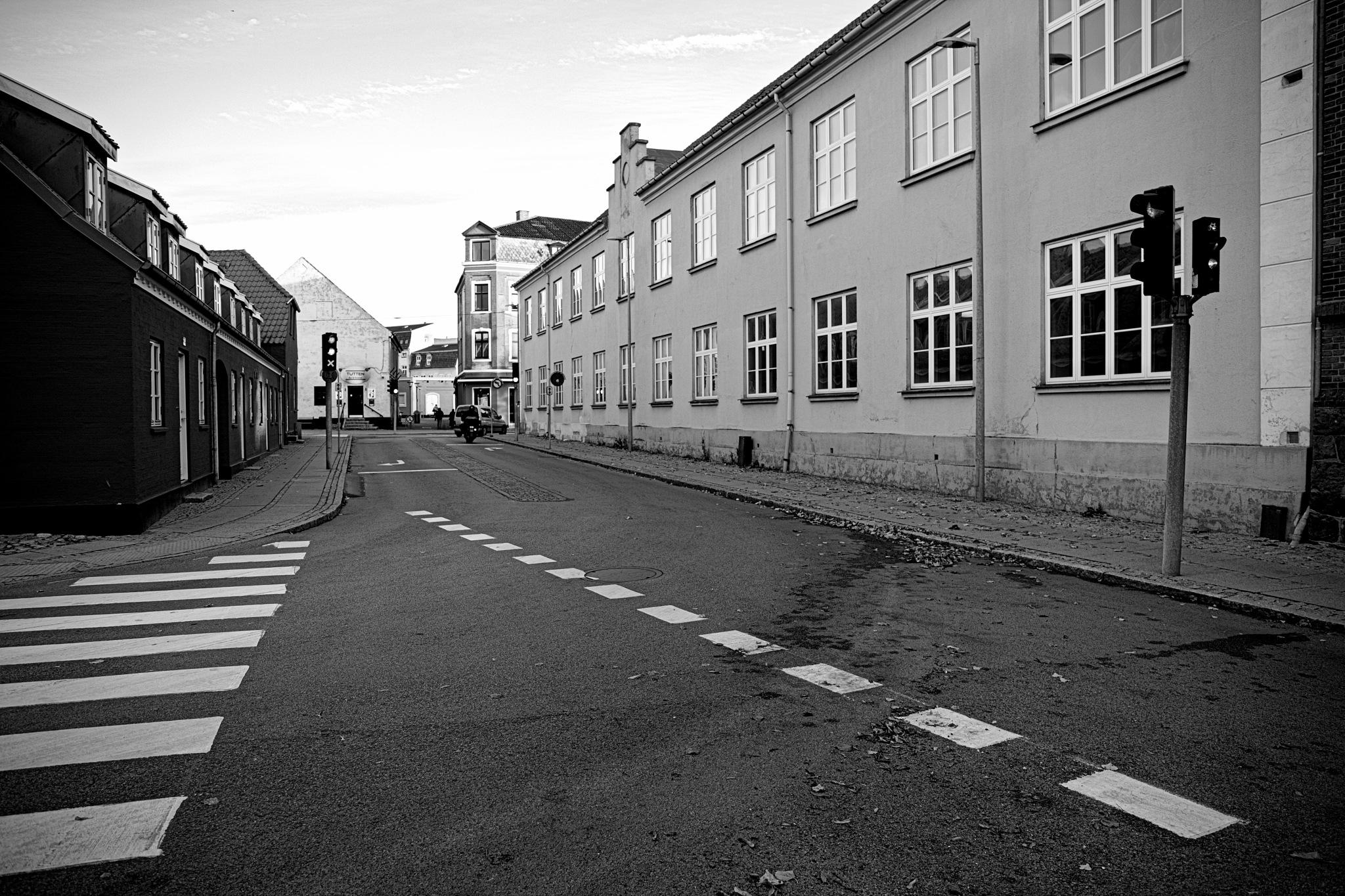 Old school by Mogens